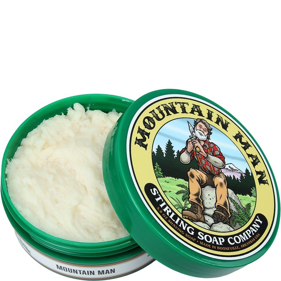 Scheerzeep Mountain Man