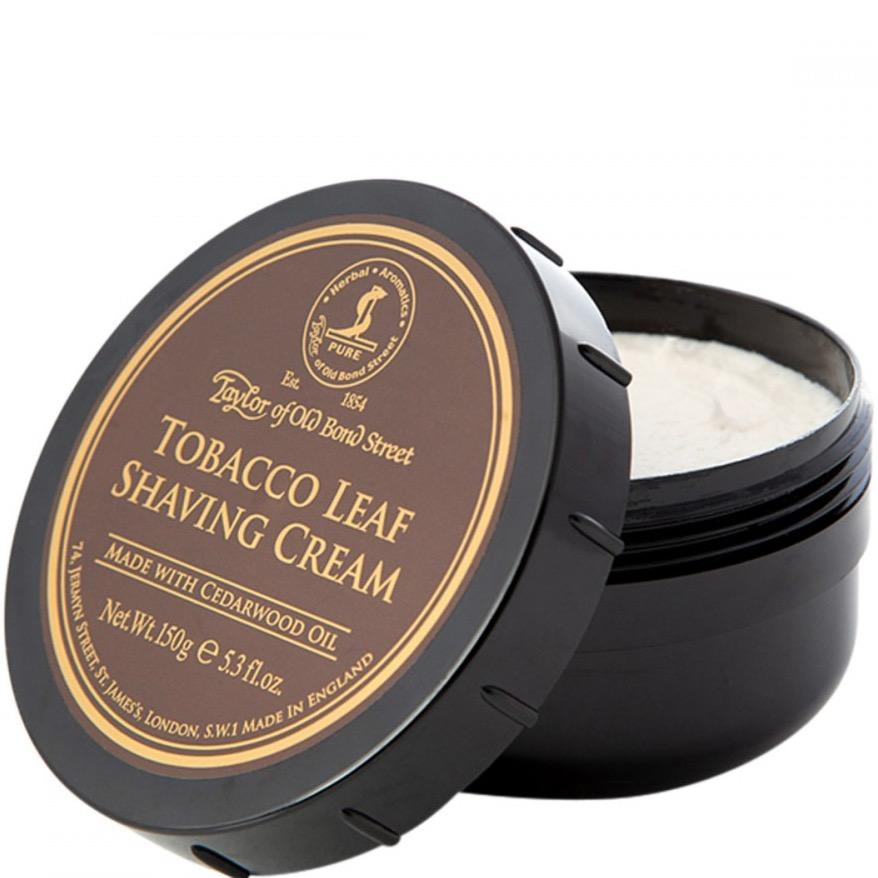 Scheercrème Tobacco Leaf