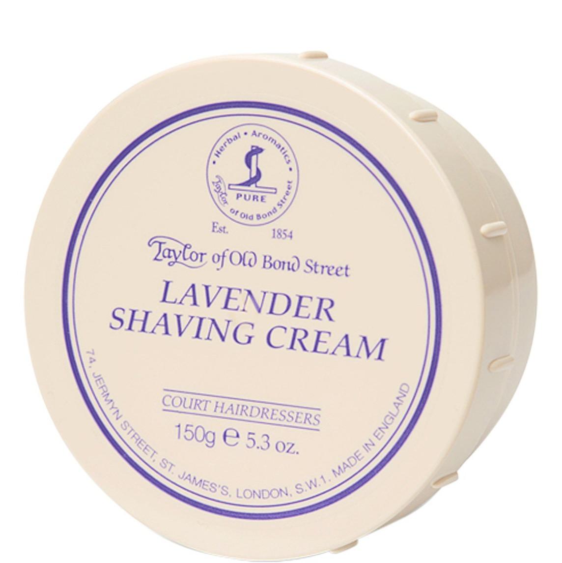 Scheercrème Lavender