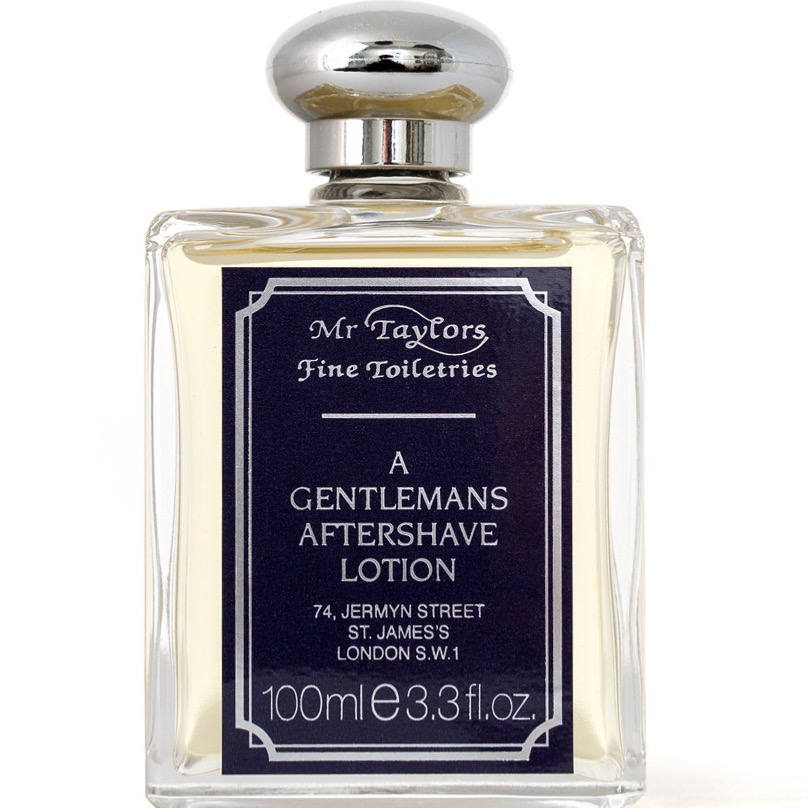 Aftershave Lotion Mr. Taylor's