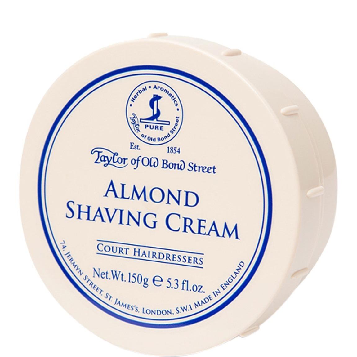 Scheercrème Almond