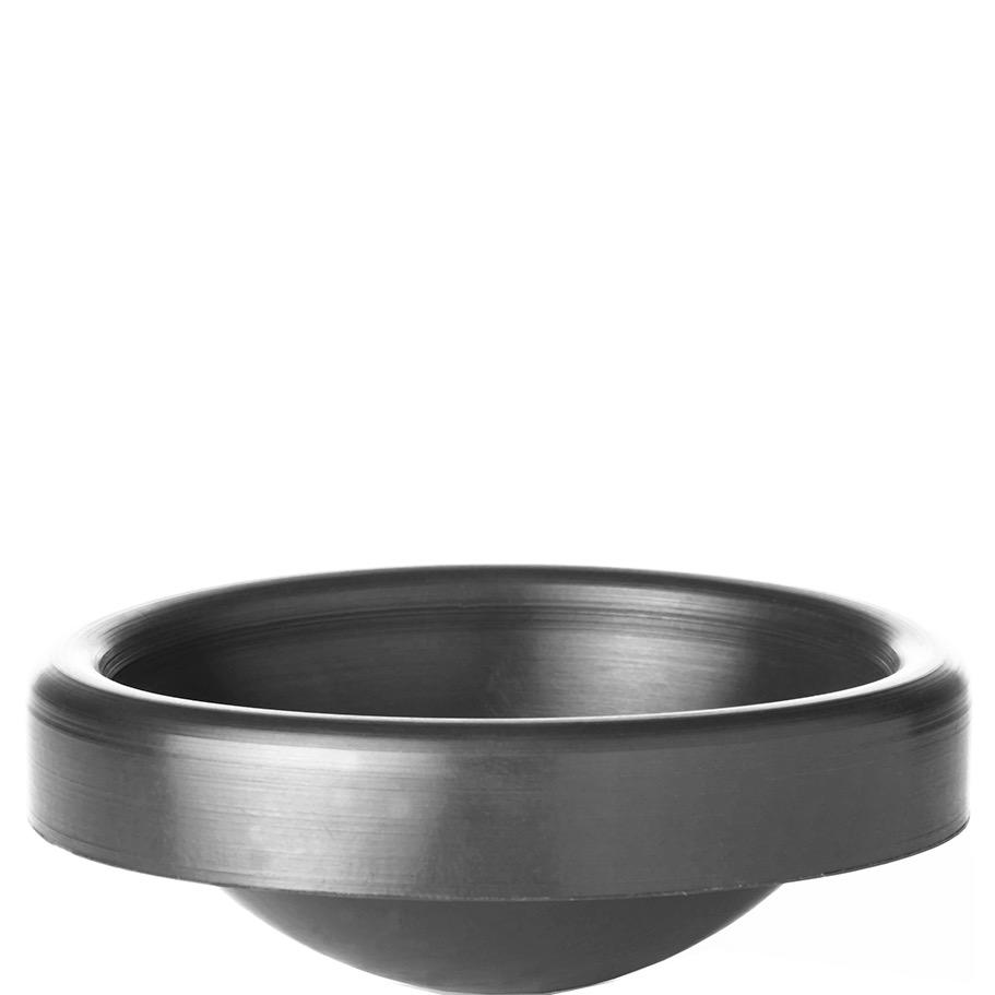 Zwart rubber scheermes cleaner