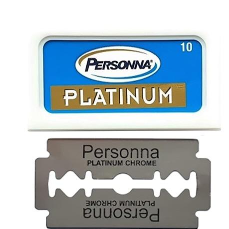 Double Edge Blades Platinum