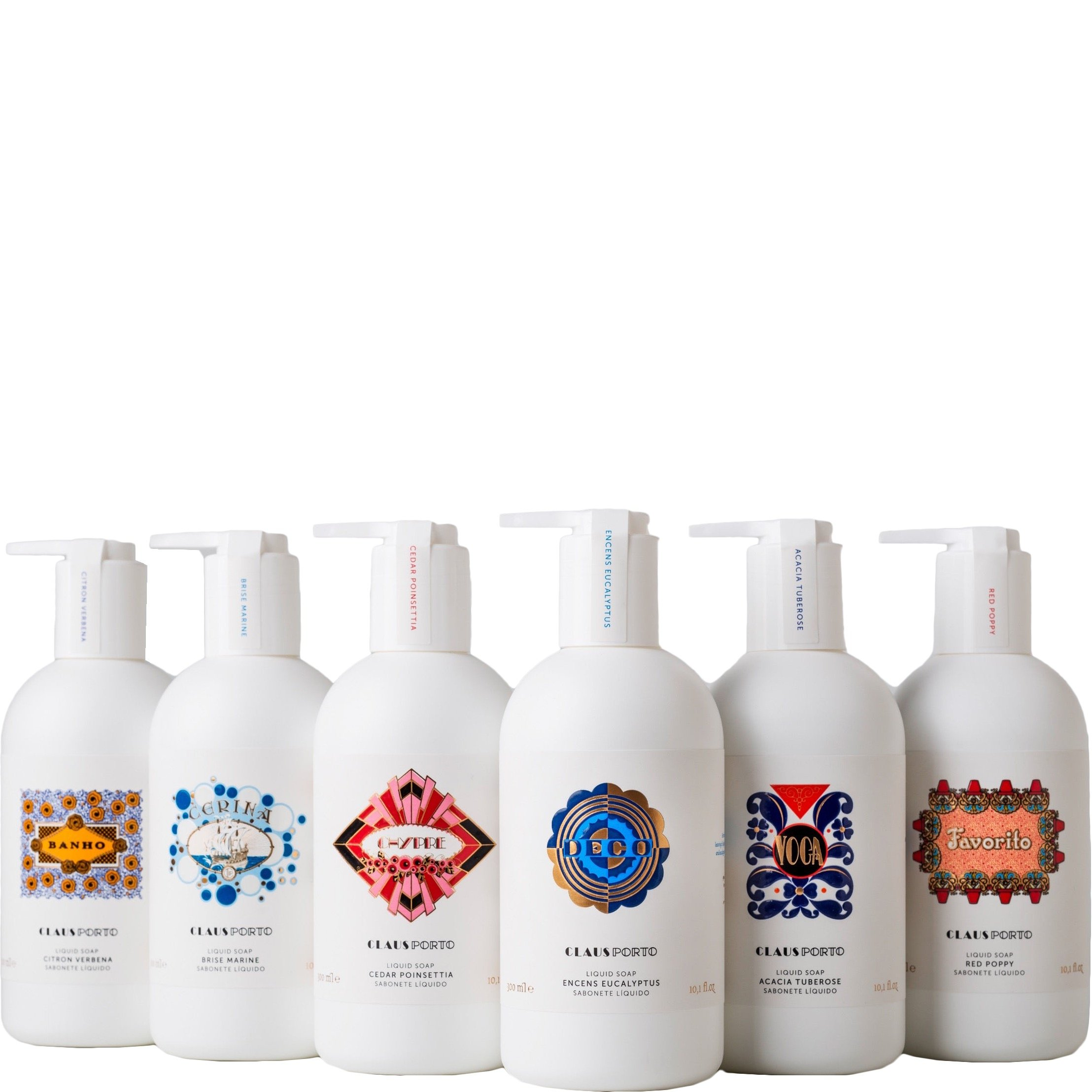 Hand & Body Wash - Cerina / Brise Marine