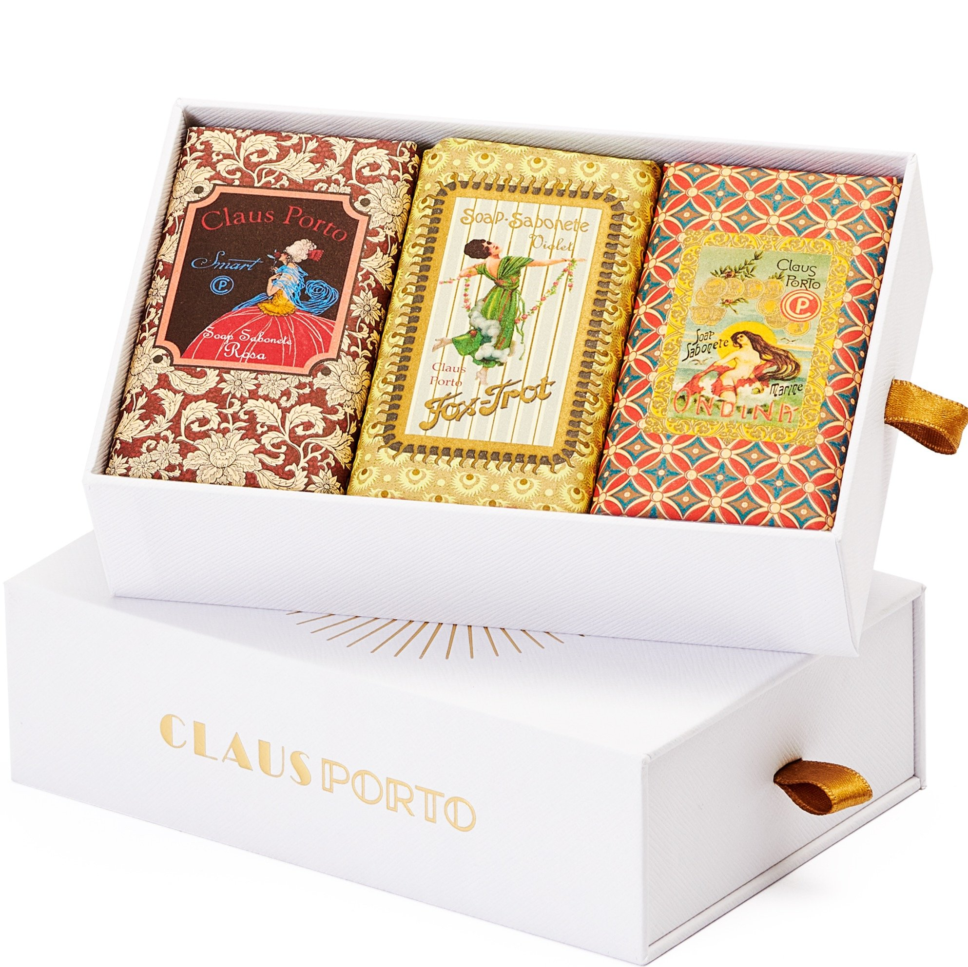 Gift Box Hand- & Body Soap - Classico