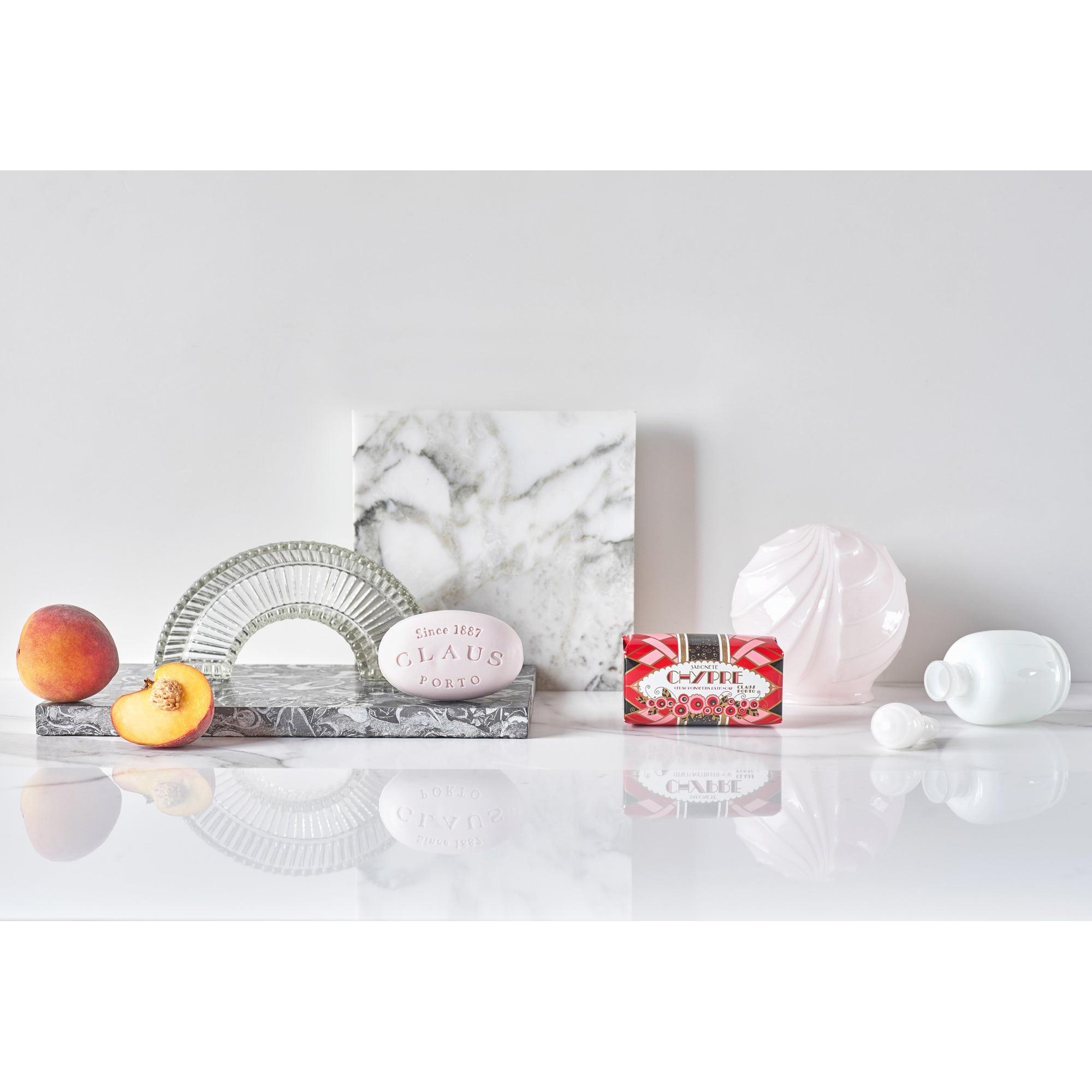 Mini Soap Chypre / Cedar Poinsettia