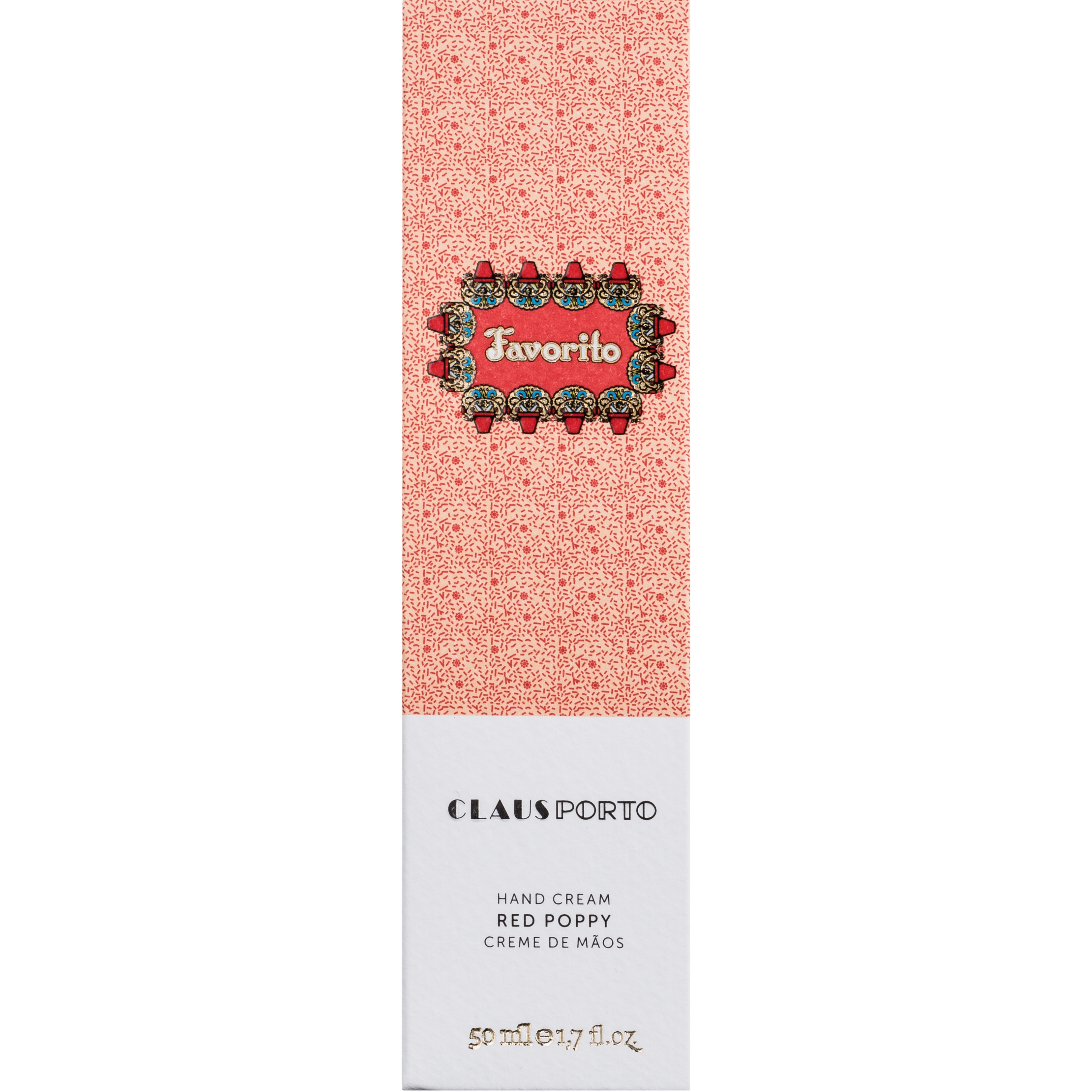 Handcrème - Favorito / Red Poppy