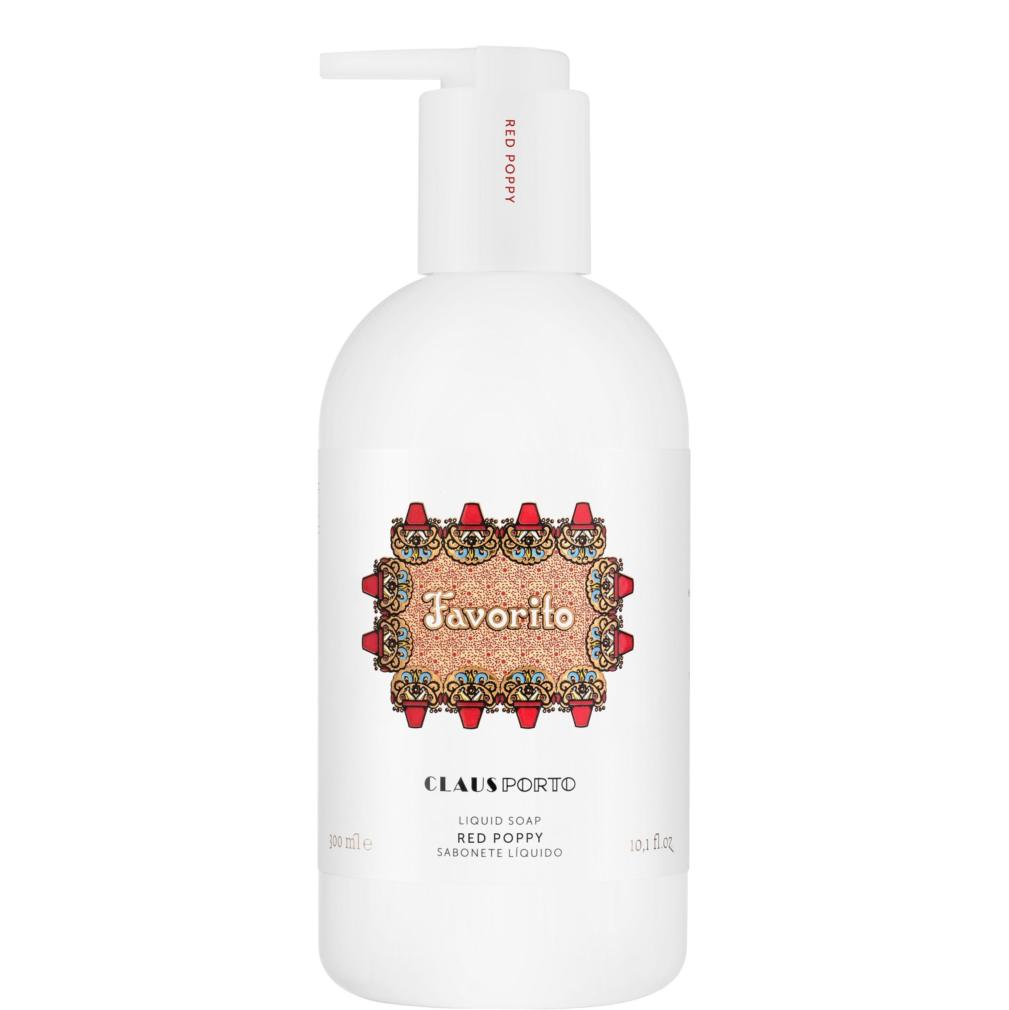 Hand & Body Wash - Favorito / Red Poppy