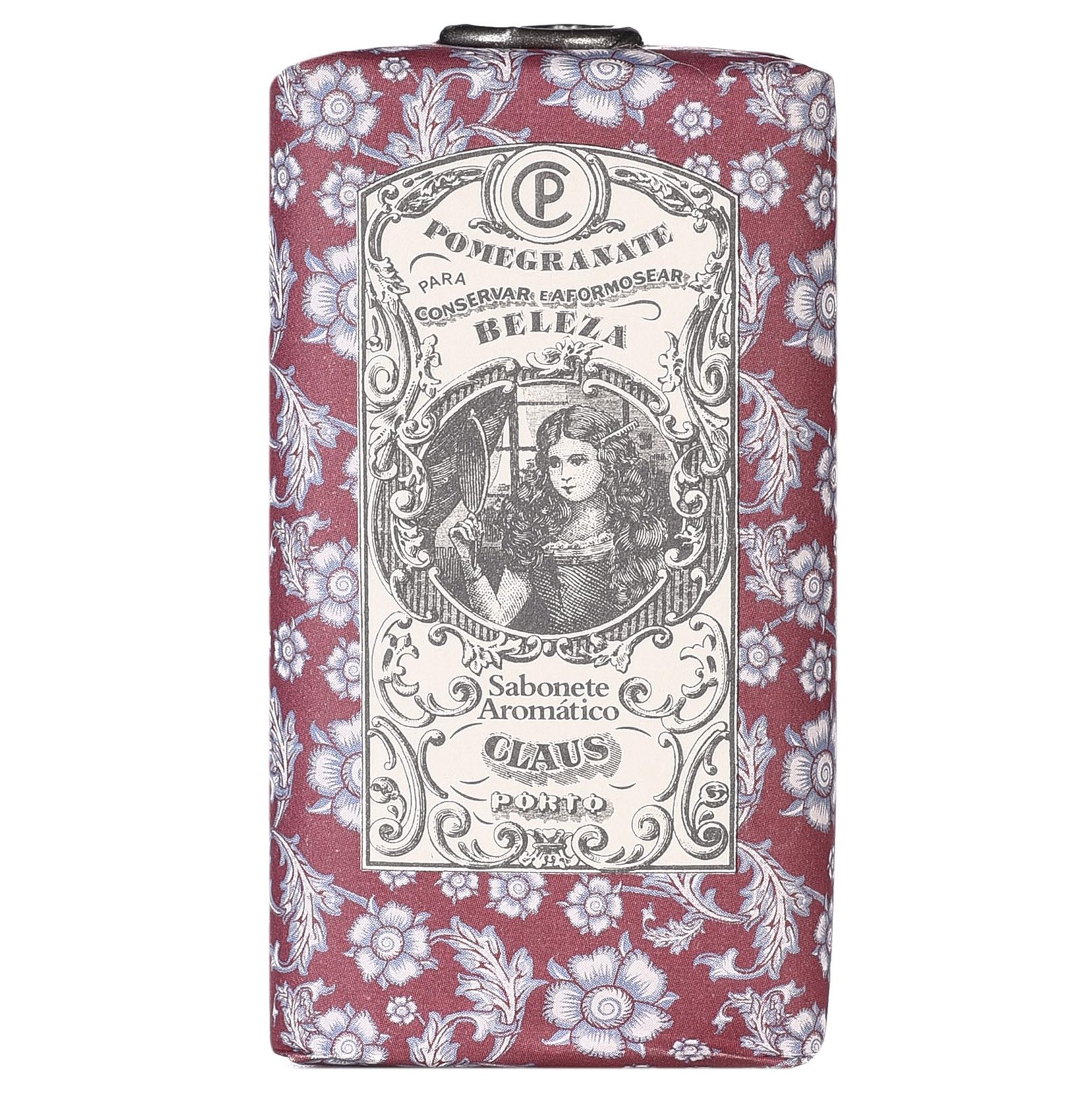 Soap Bar Mirror - Pomegranate