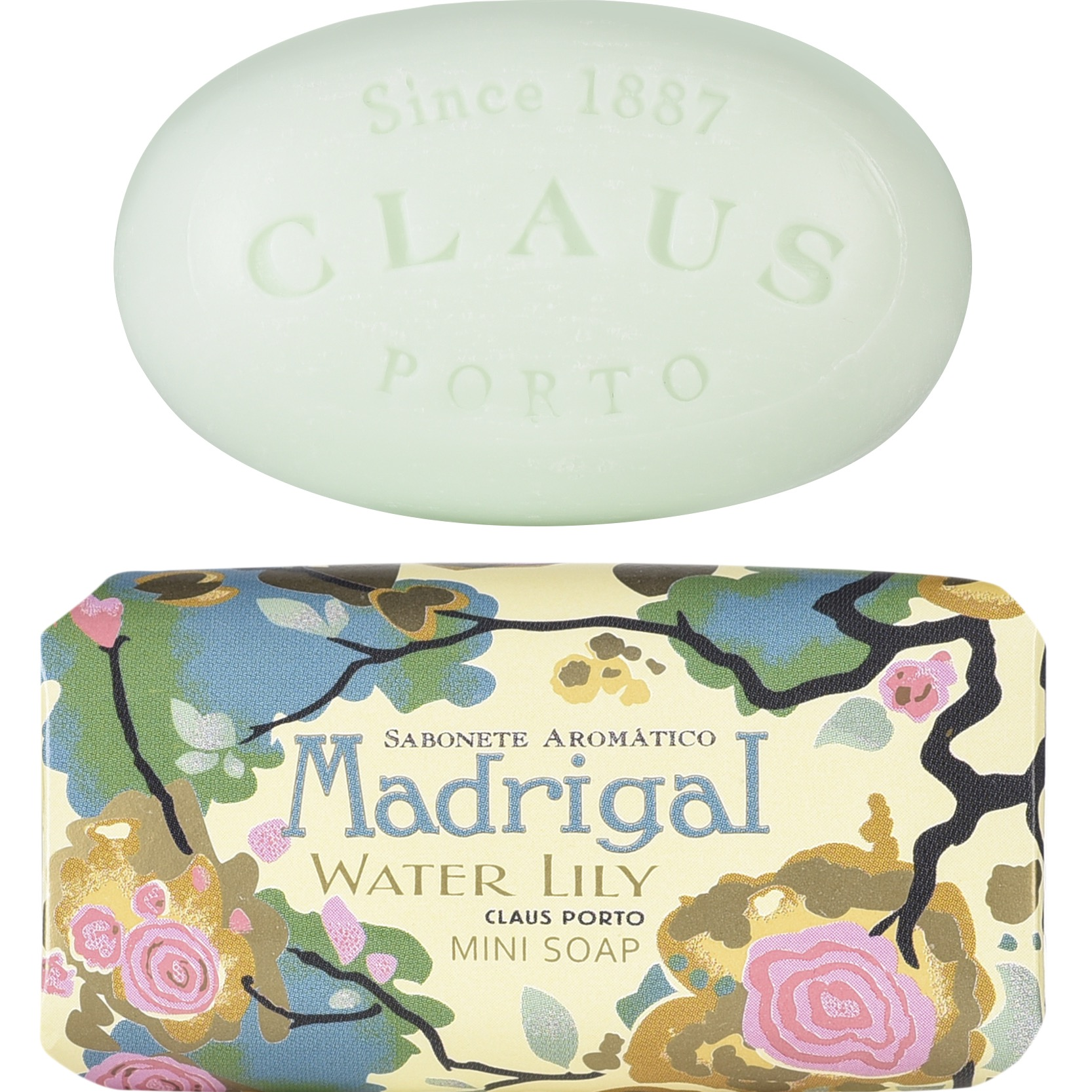 Soap Madrigal / Water Lily