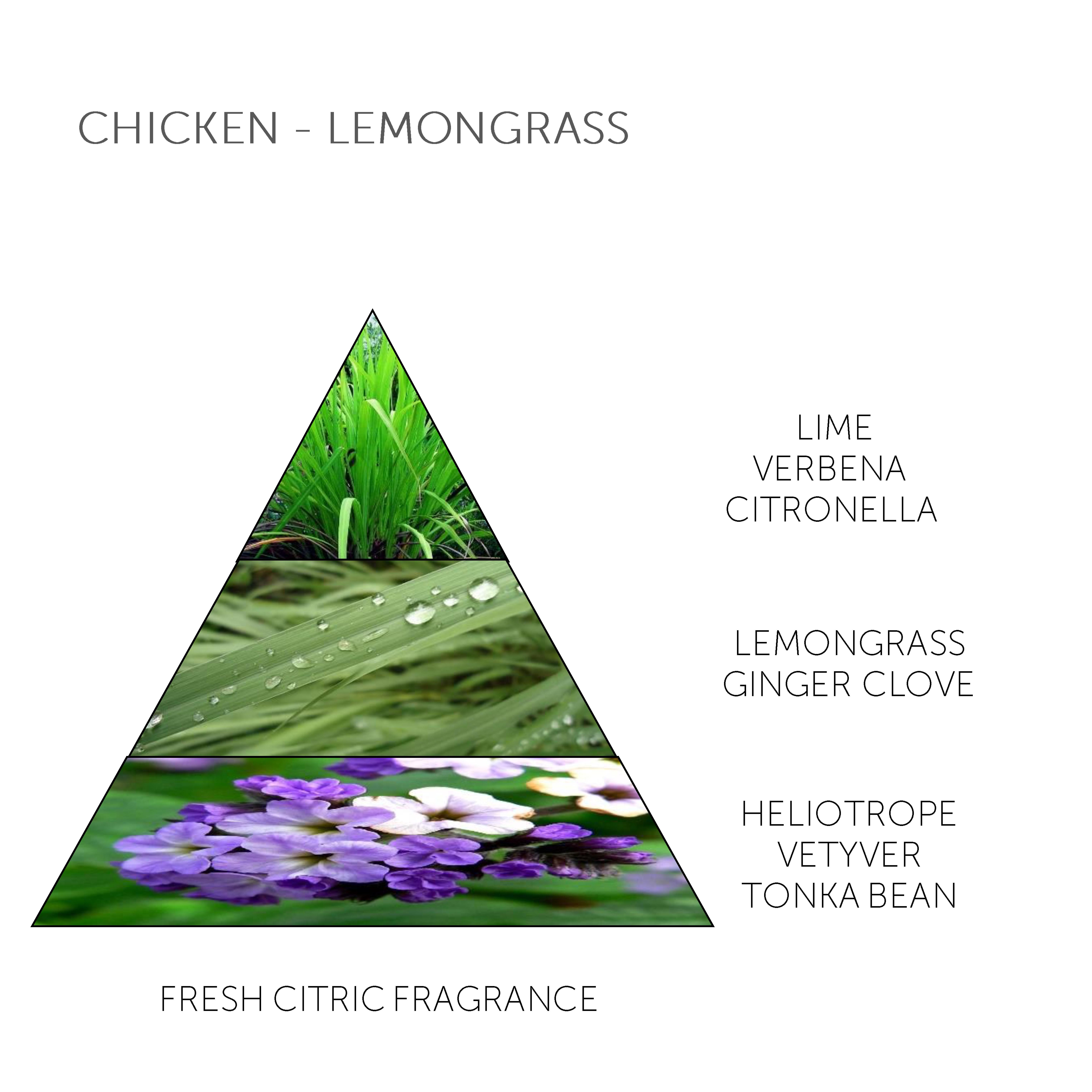 Mini Soap Bar Chicken - Lemongrass