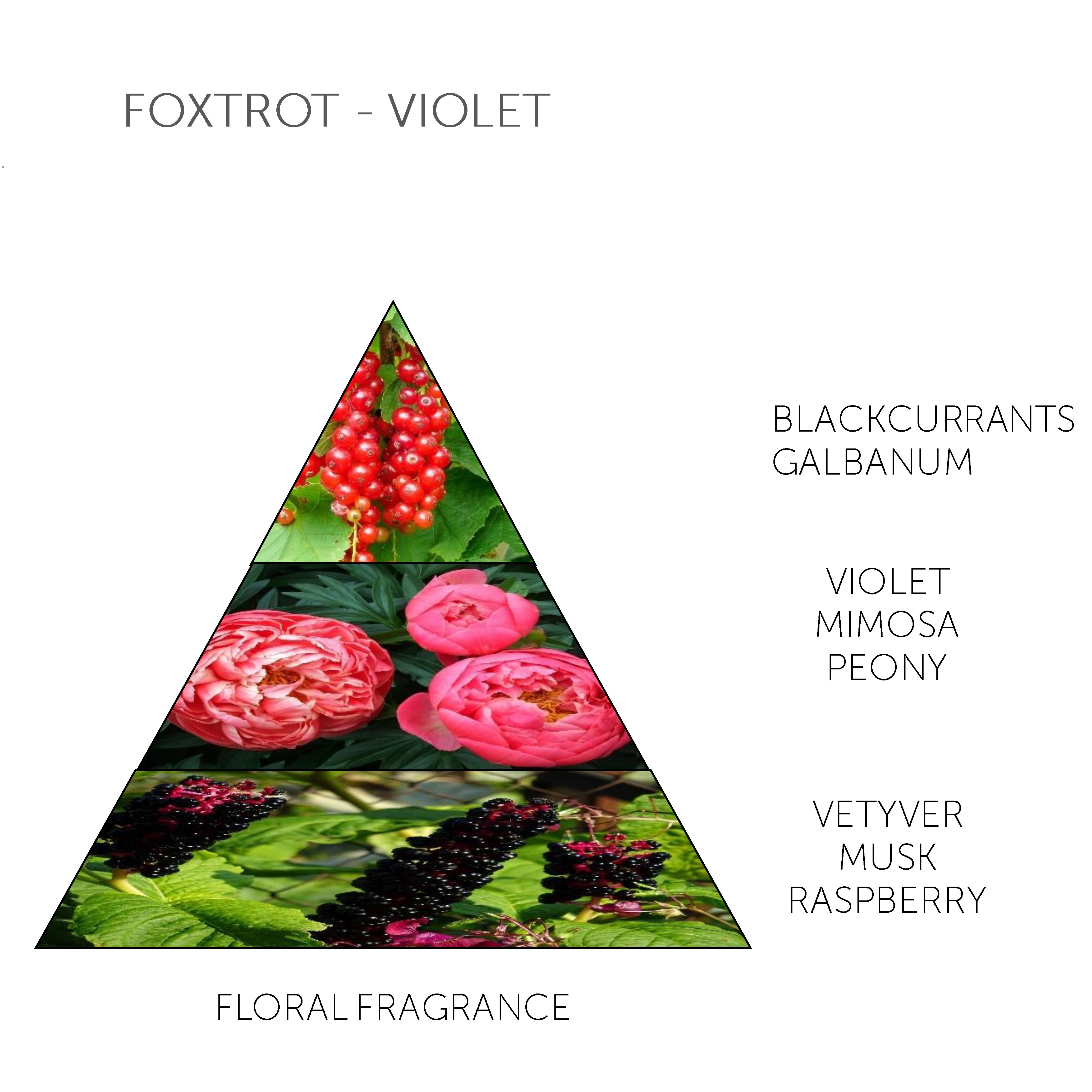 Tester - Mini Soap Bar Fox Trot - Violet