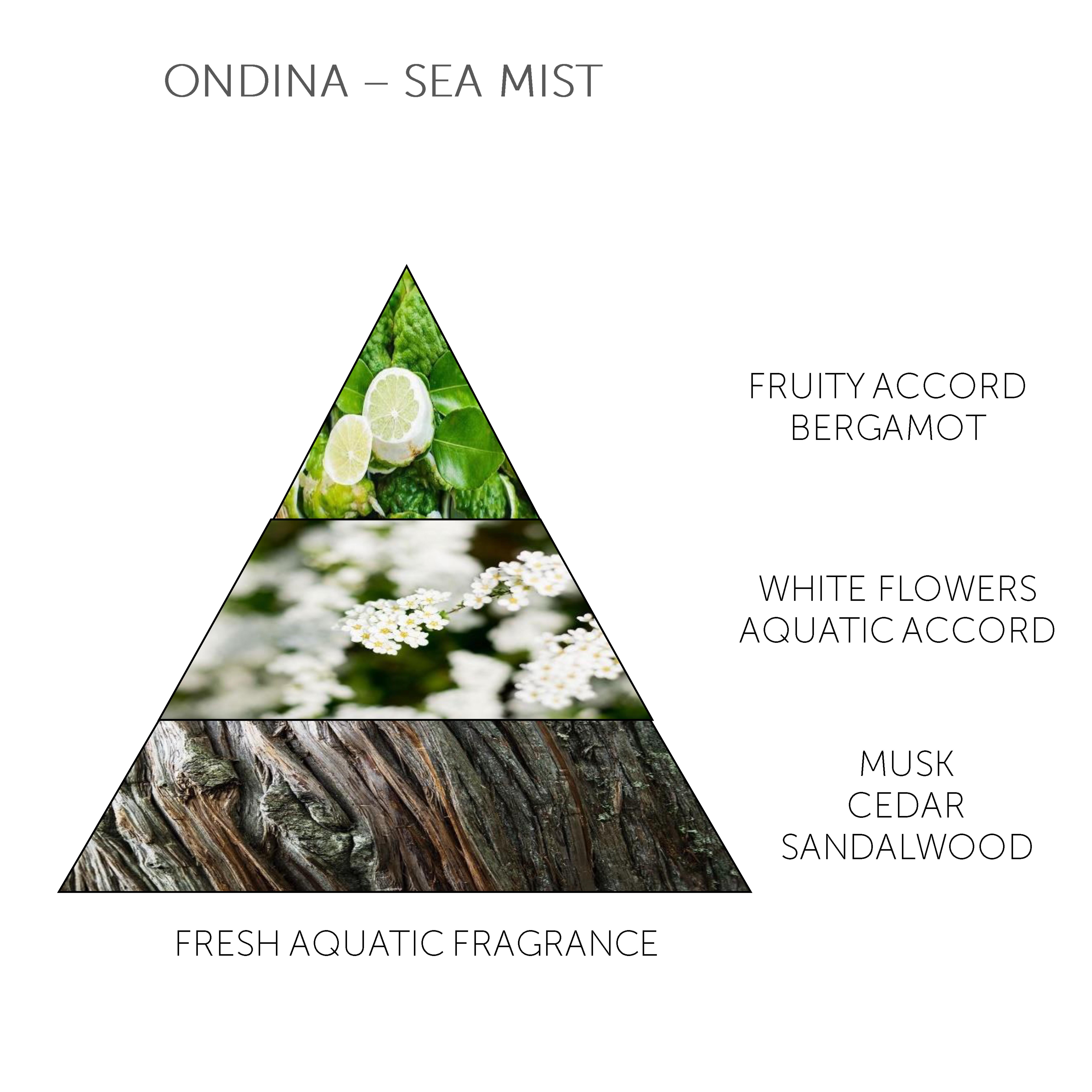 Mini Soap Bar Ondina - Sea Mist