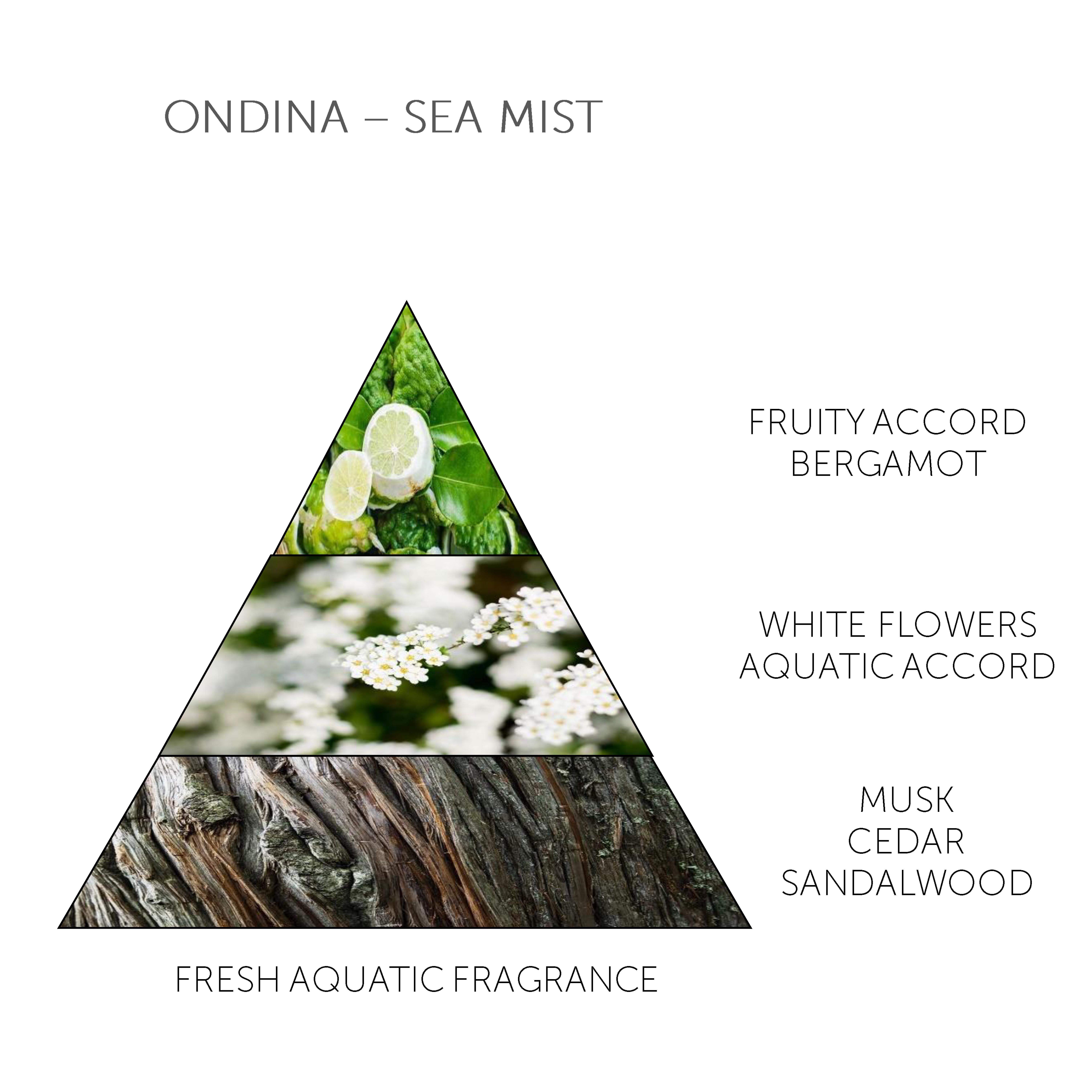 Soap Bar Ondina - Sea Mist