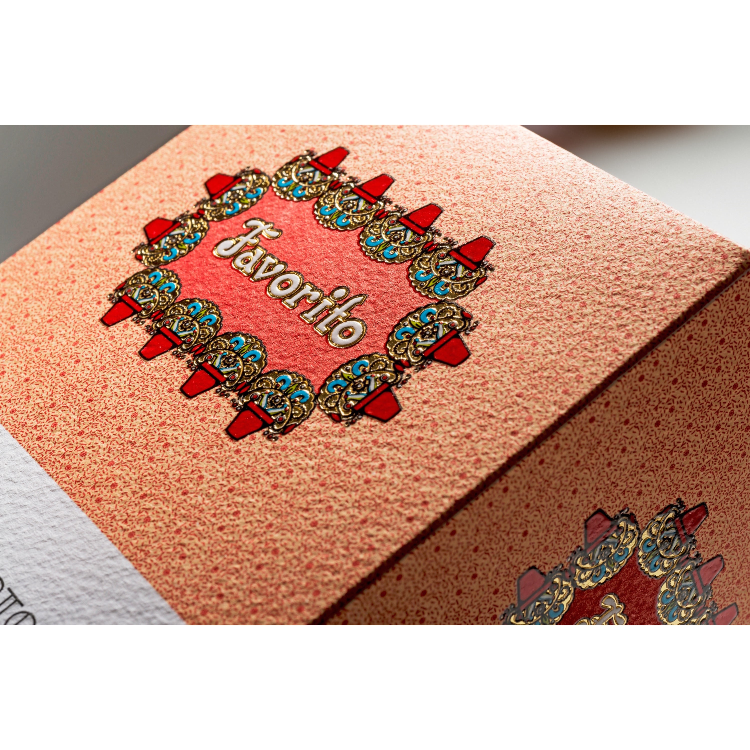 Geurkaars Deco Collectie - Favorito / Red Poppy