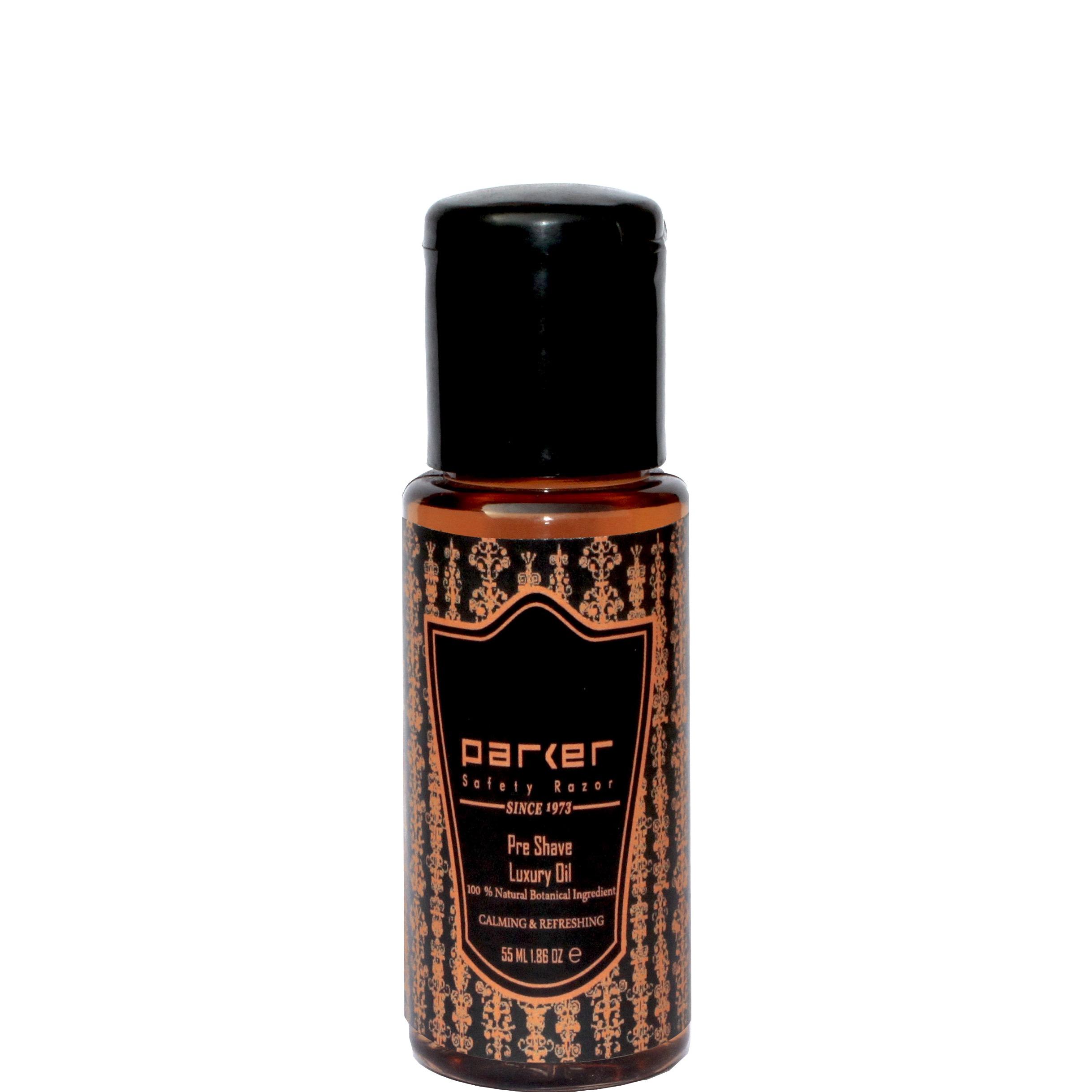 Scheerolie & Pre-shave Olie