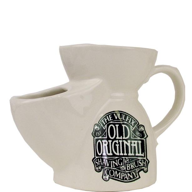 Scuttle / Shaving Mug Vulfix Old Original