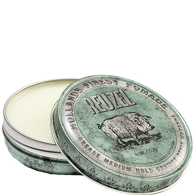 Pomade Green Grease