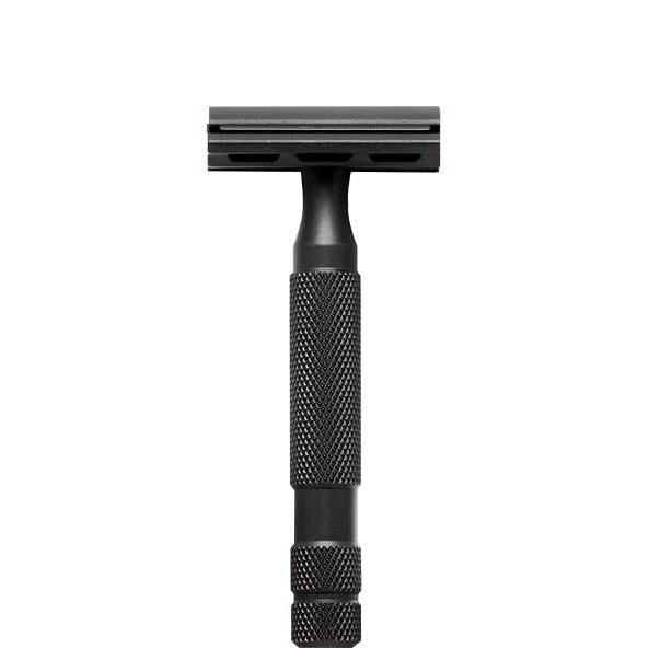 Safety Razor 6S - zwart rvs