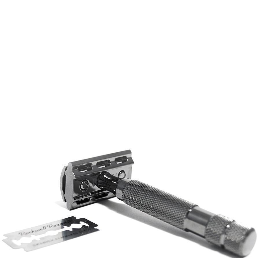 Safety Razor 6C - gun metal