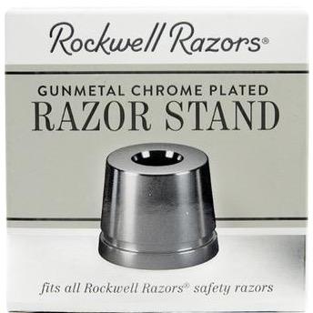 Houder voor Safety Razor Gunmetal