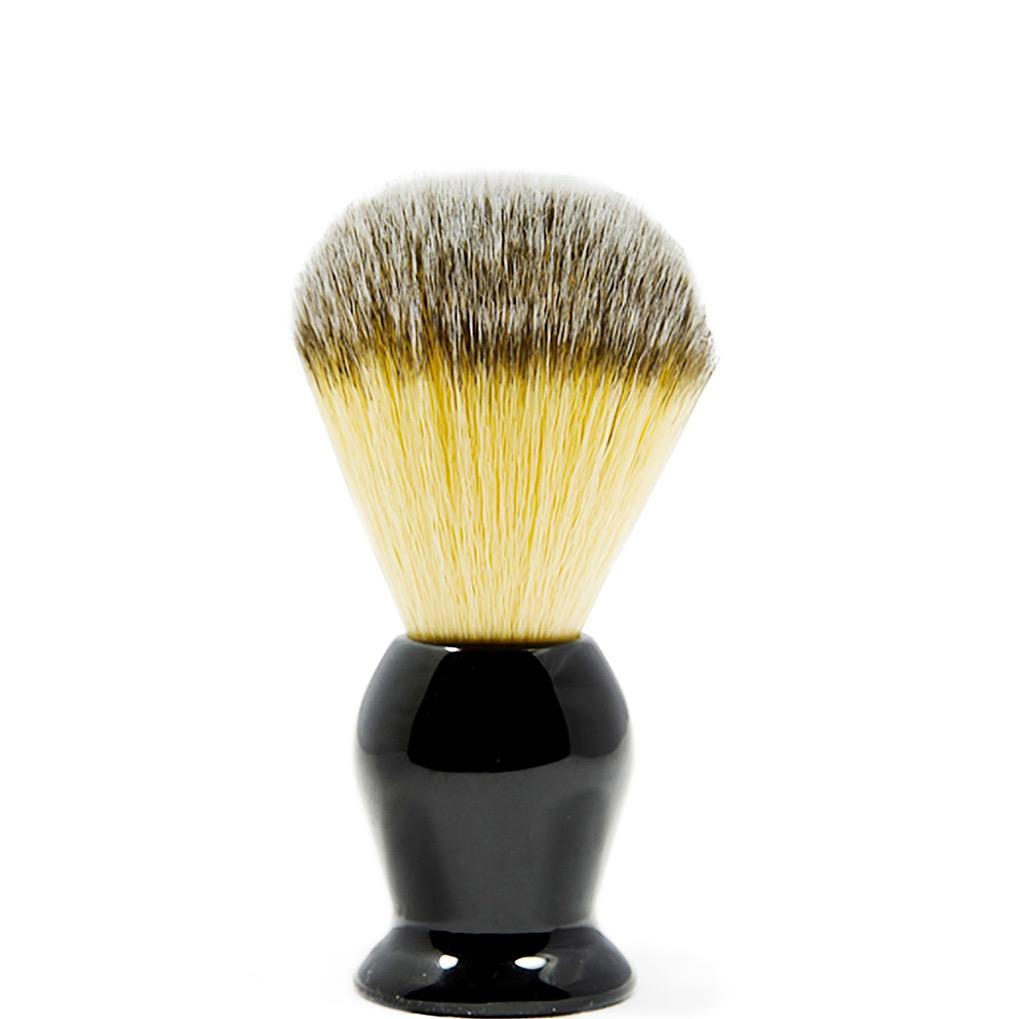 Scheerkwast Basic Fibre - zwart