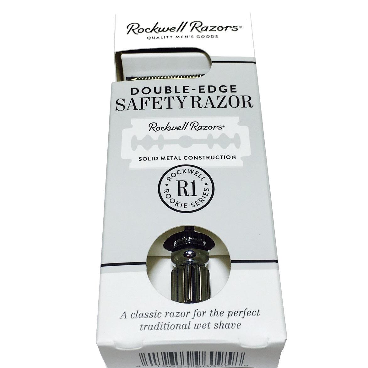Safety Razor R1 - gunmetal