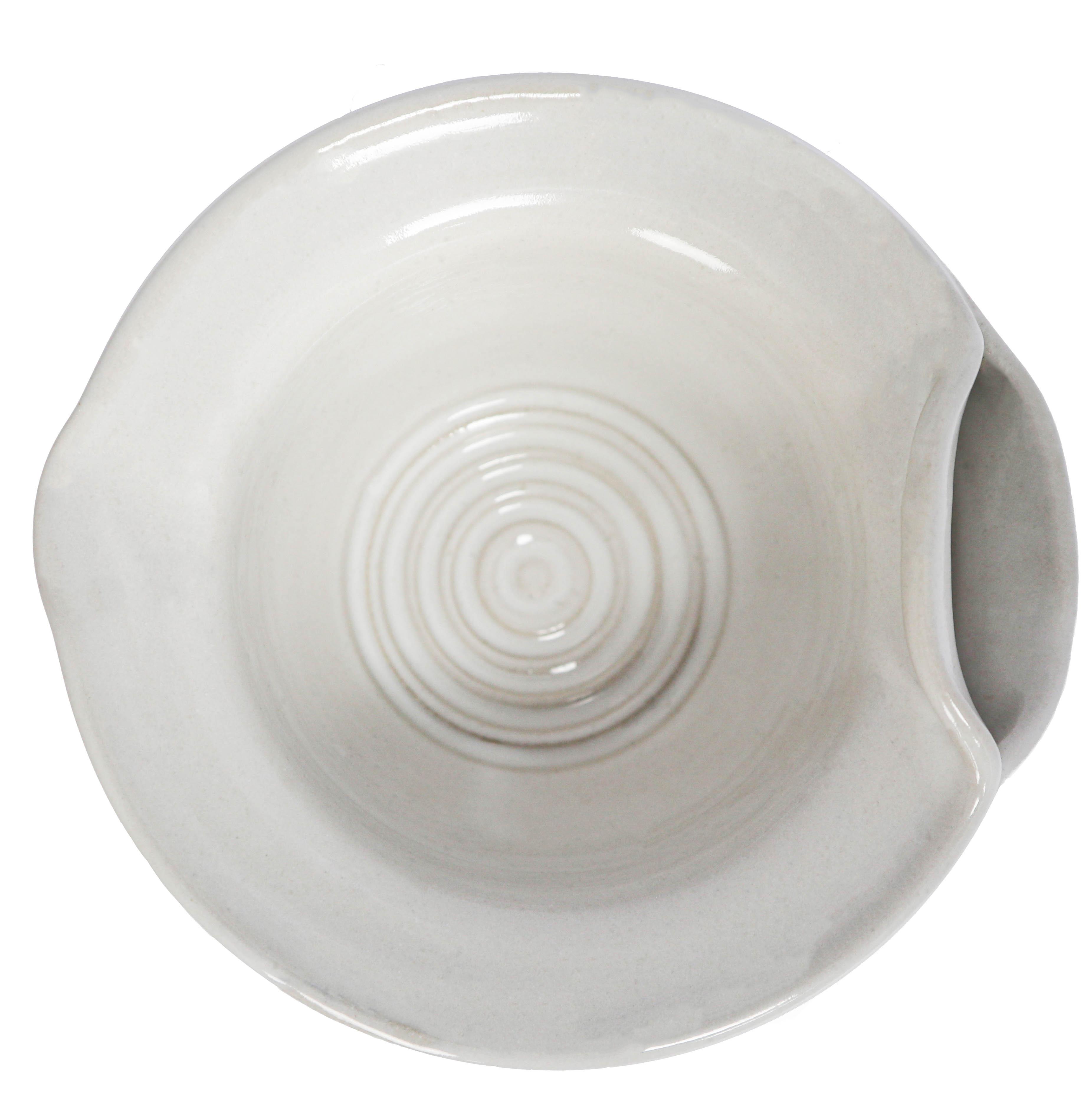 Scuttle Wit Stoneware