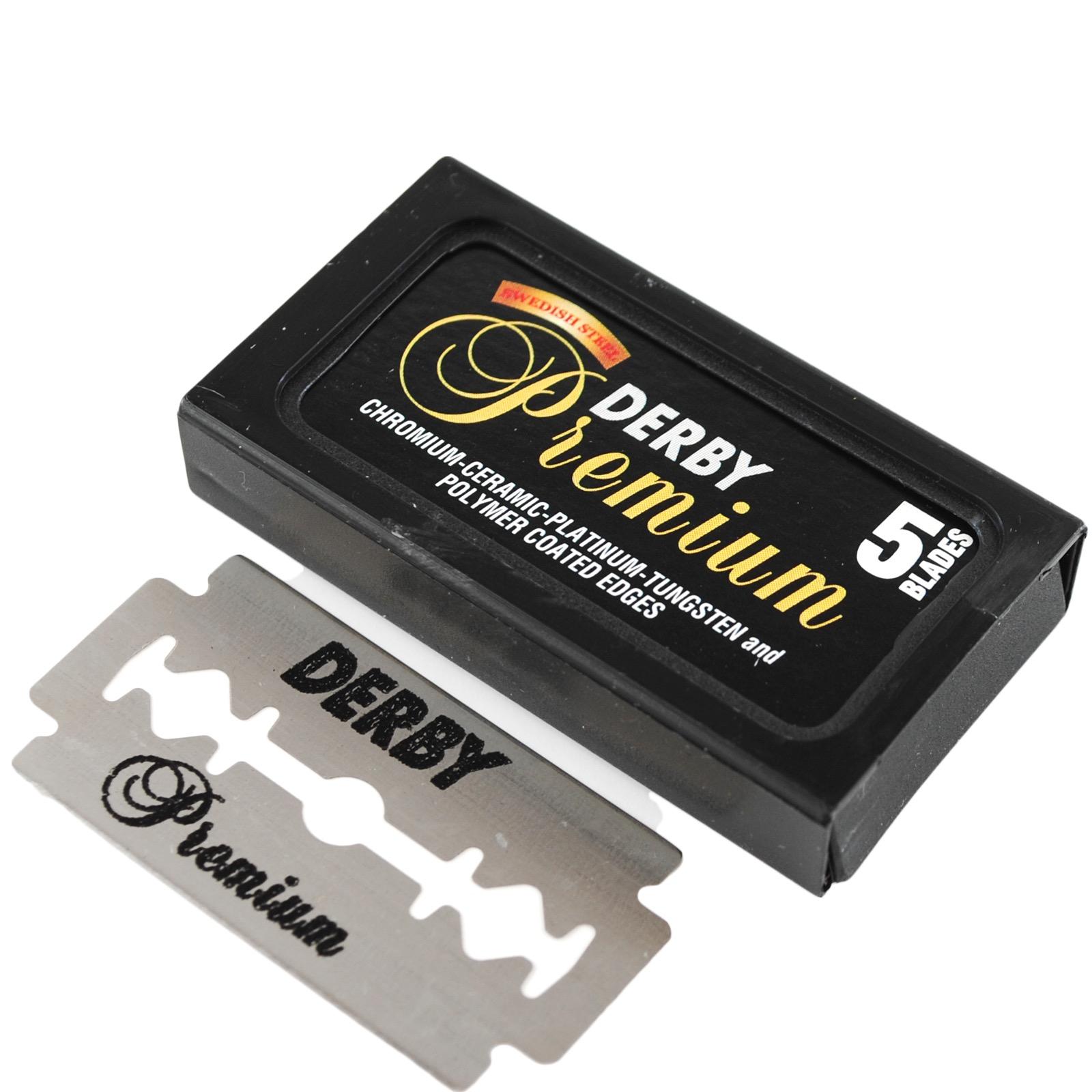 Double Edge Blades Premium