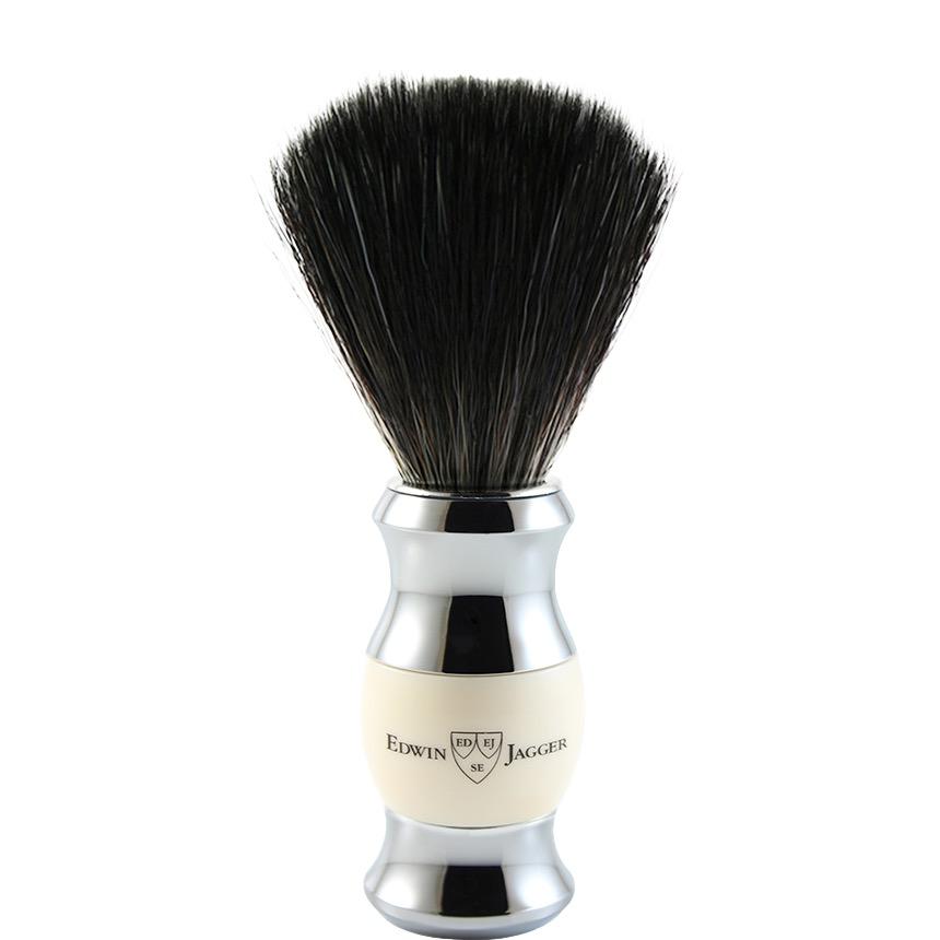 Scheerkwast Diffusion 36 - Black Fibre - ivoor