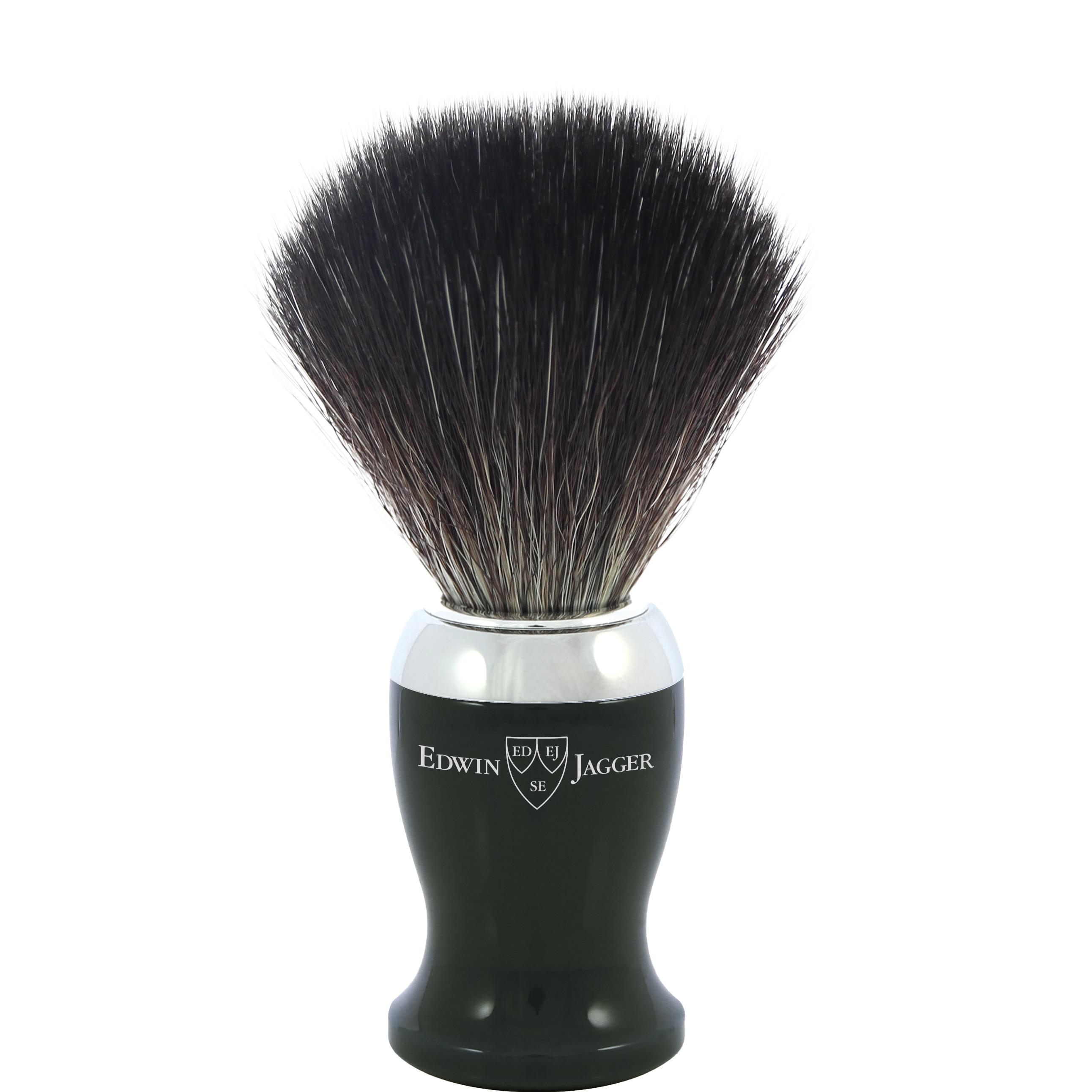 Scheerkwast Diffusion 72 - Black Fibre - zwart