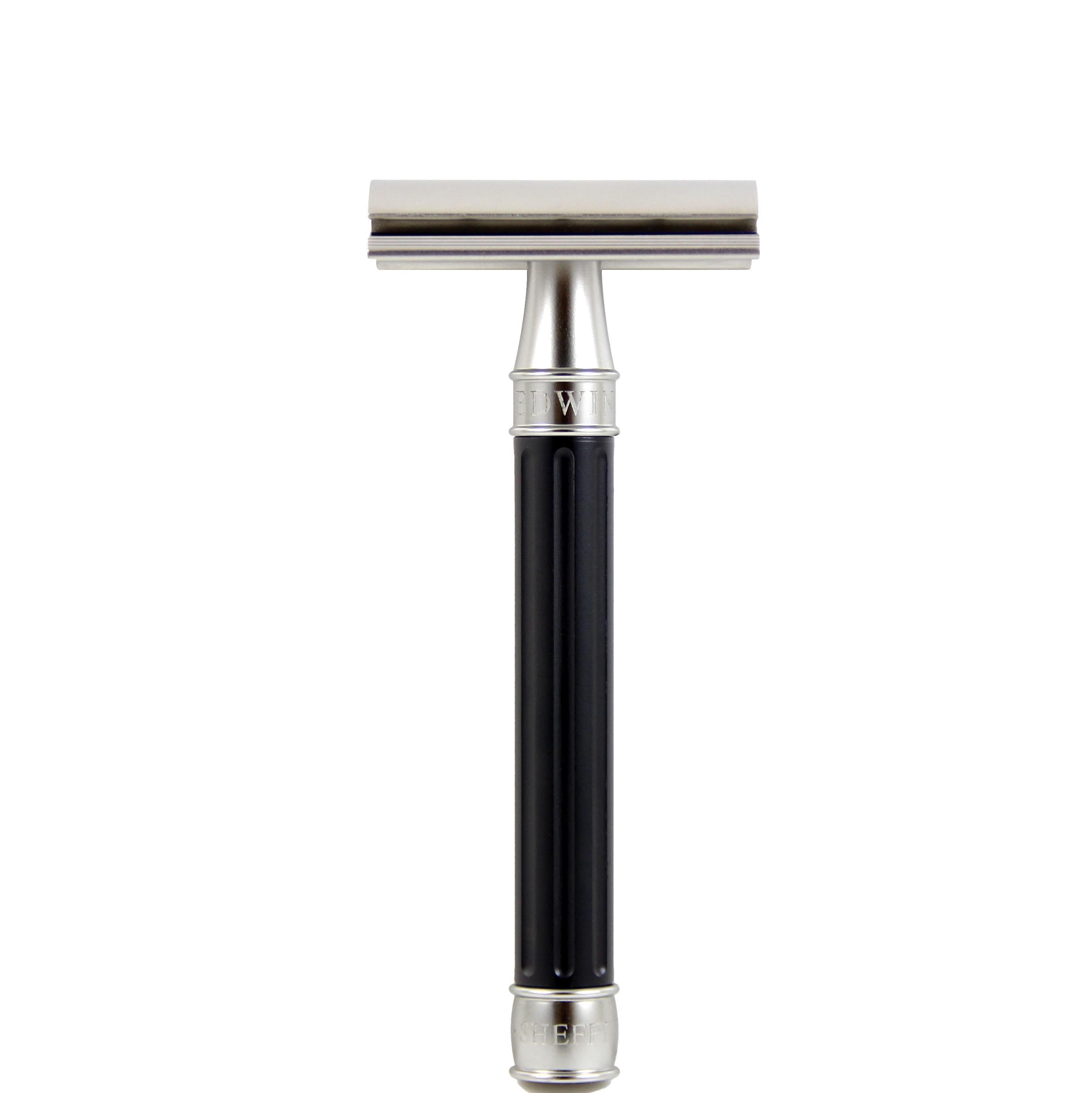 Safety Razor 3ONE6 - Stainless Steel - zwart
