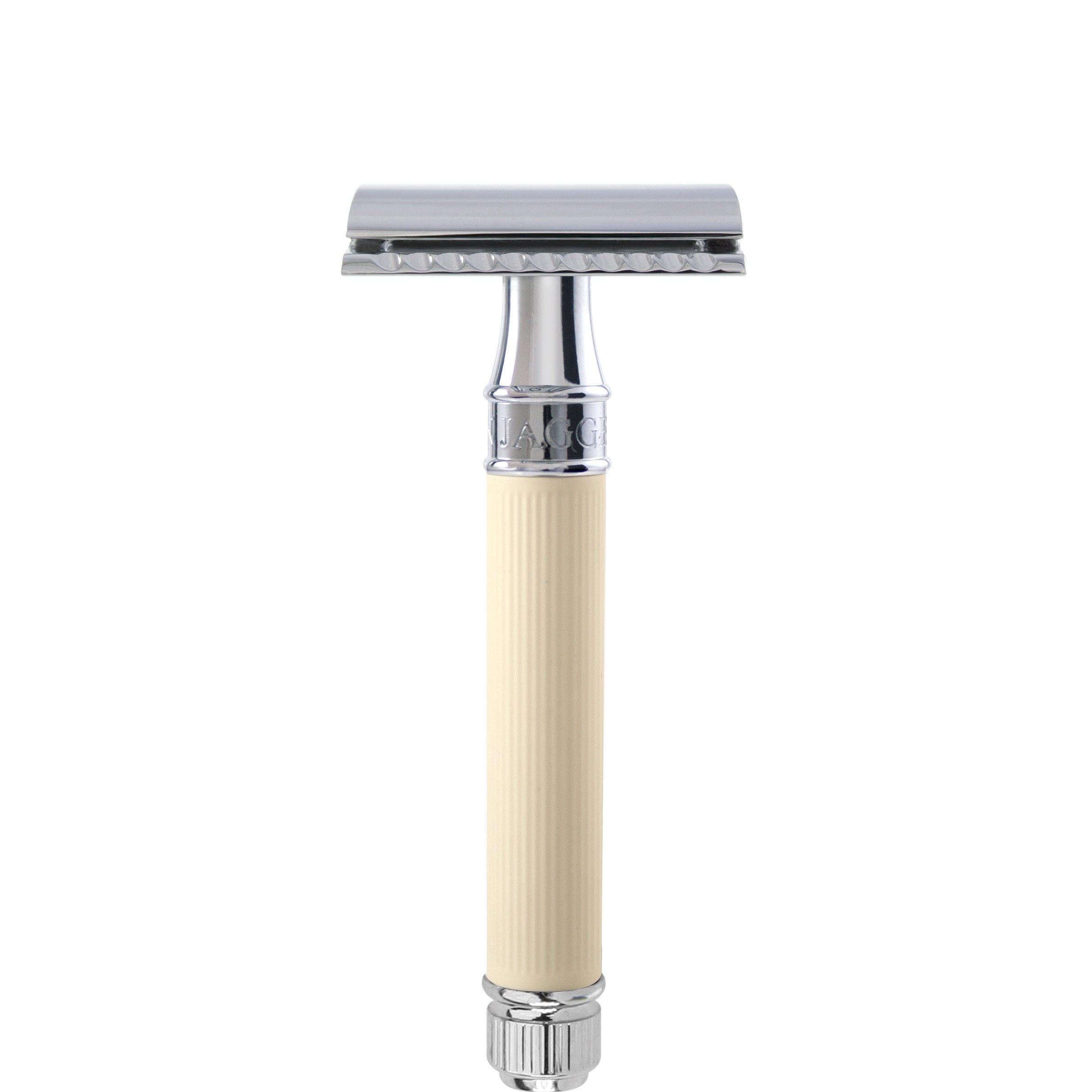 Safety Razor Rubber Coated - ivoor