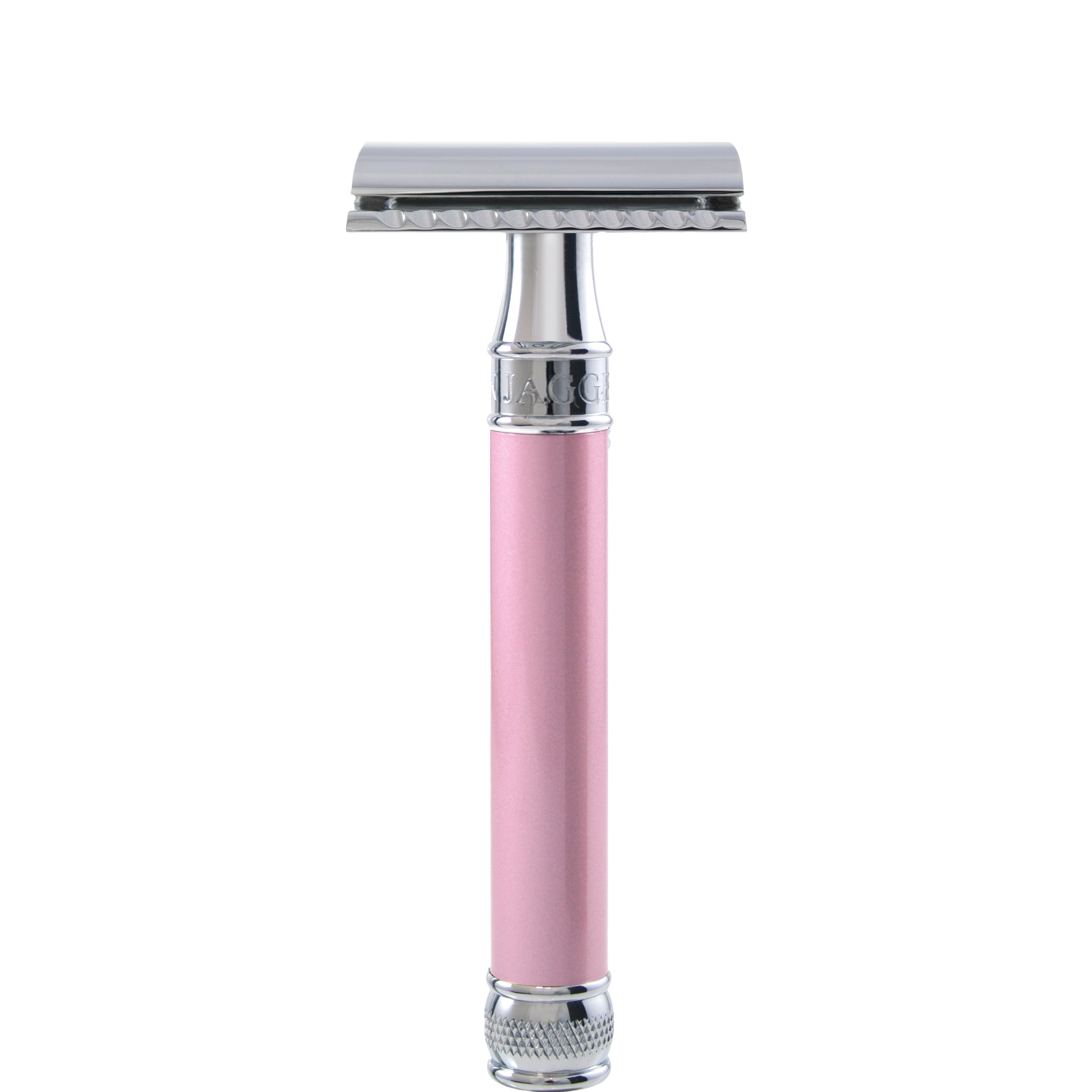 Safety Razor Long - pink