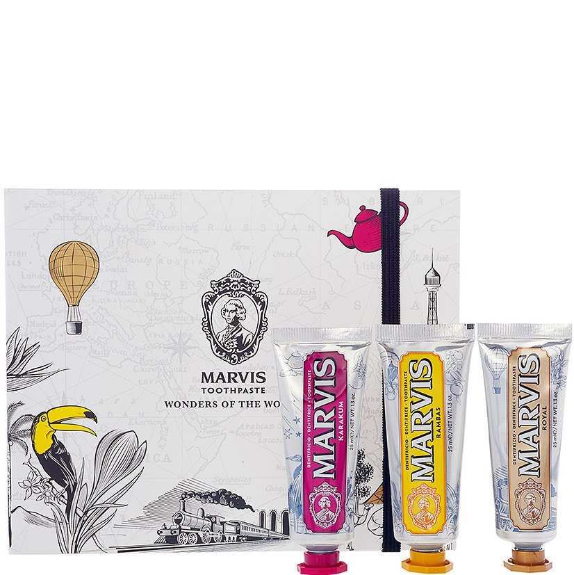 Flavour Box Royal, Karakum & Rambas