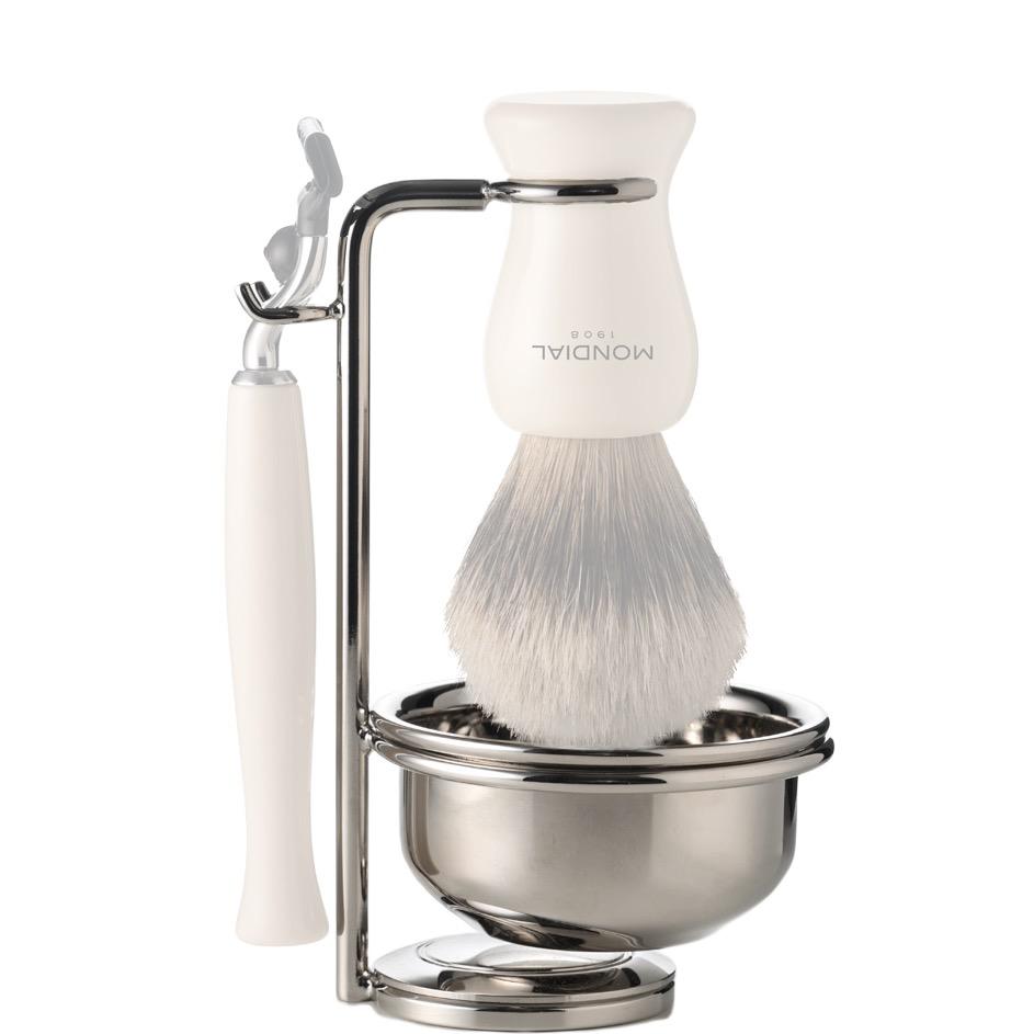 Luxe Houder KRON voor scheerkwast, -mes & bowl