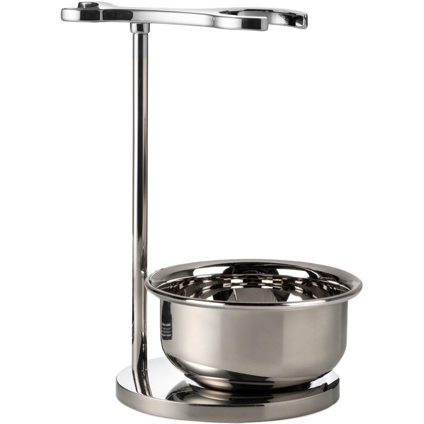 Luxe Houder voor scheerkwast, mes & bowl