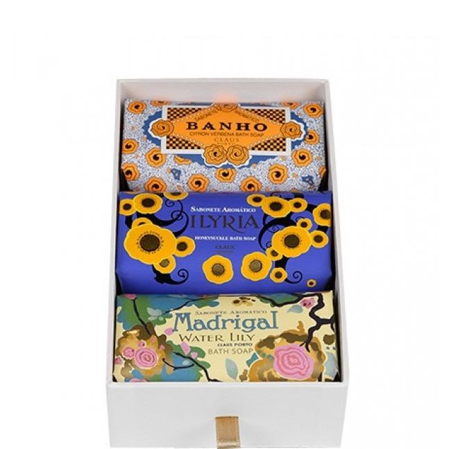 Gift Box Hand- & Body Soap - Deco