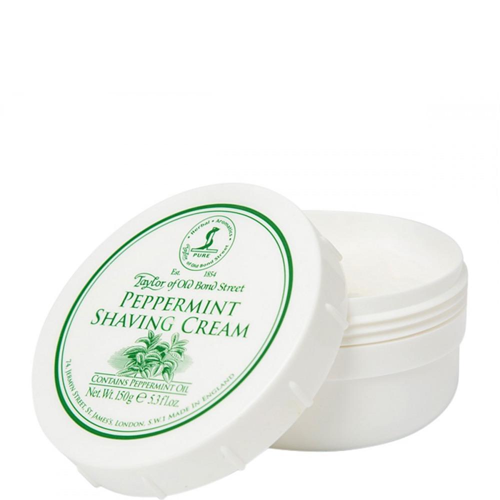 Scheercrème Peppermint