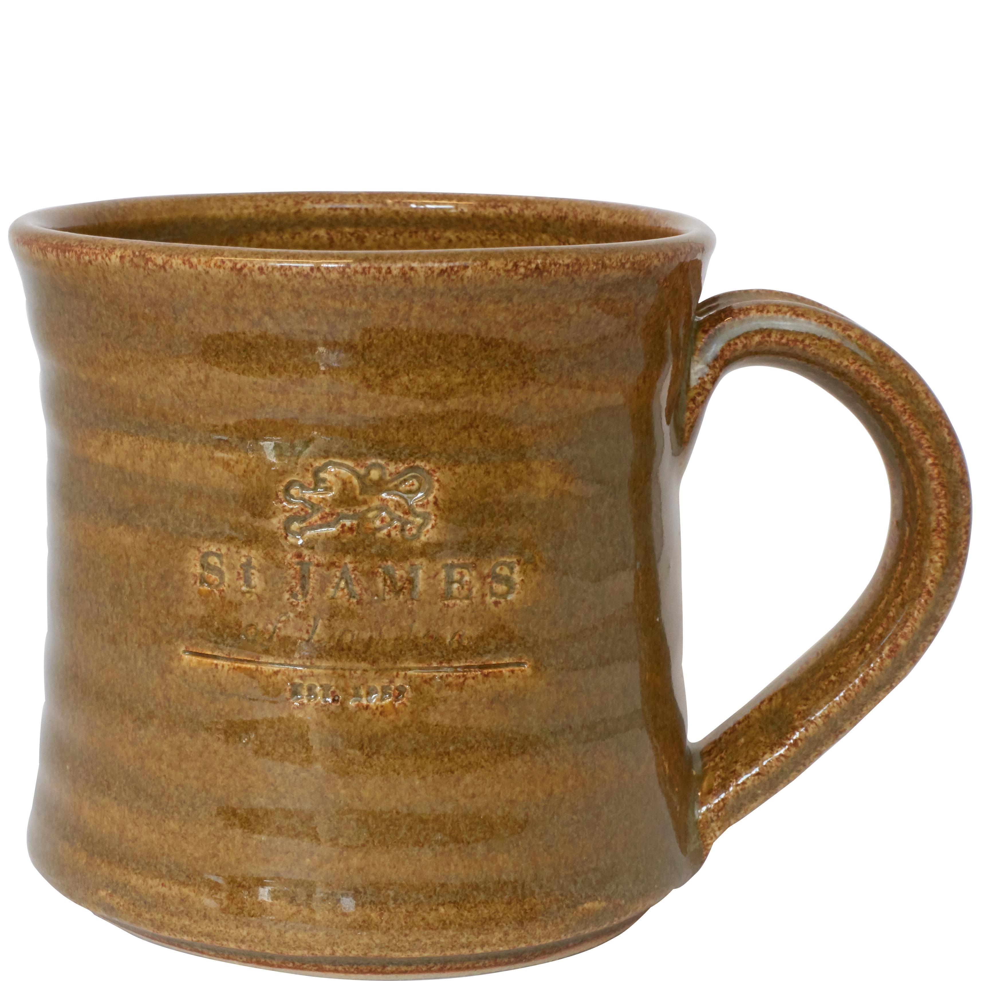 Scheermok - Pewter Mug