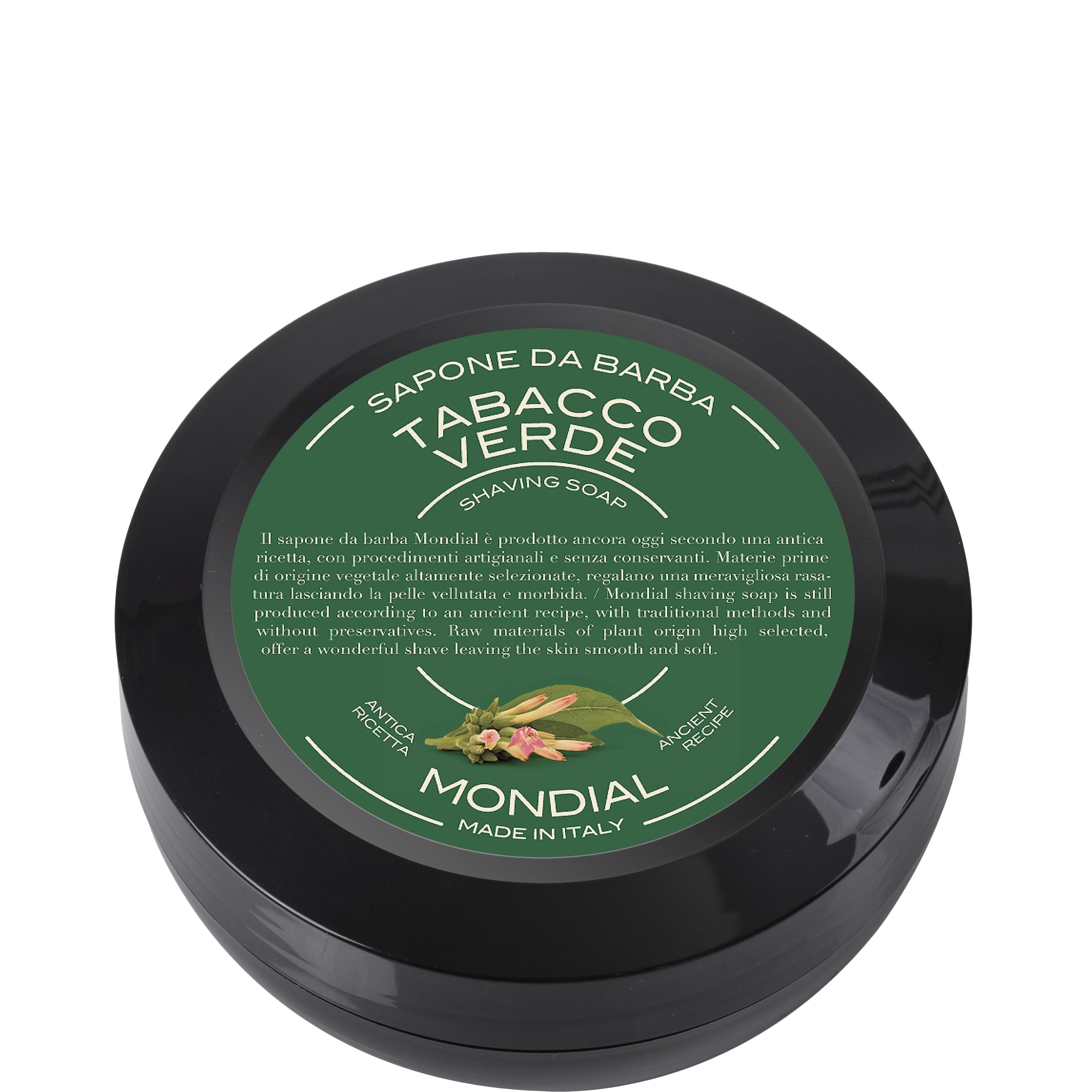 Scheerzeep Traditional Tabacco Verde