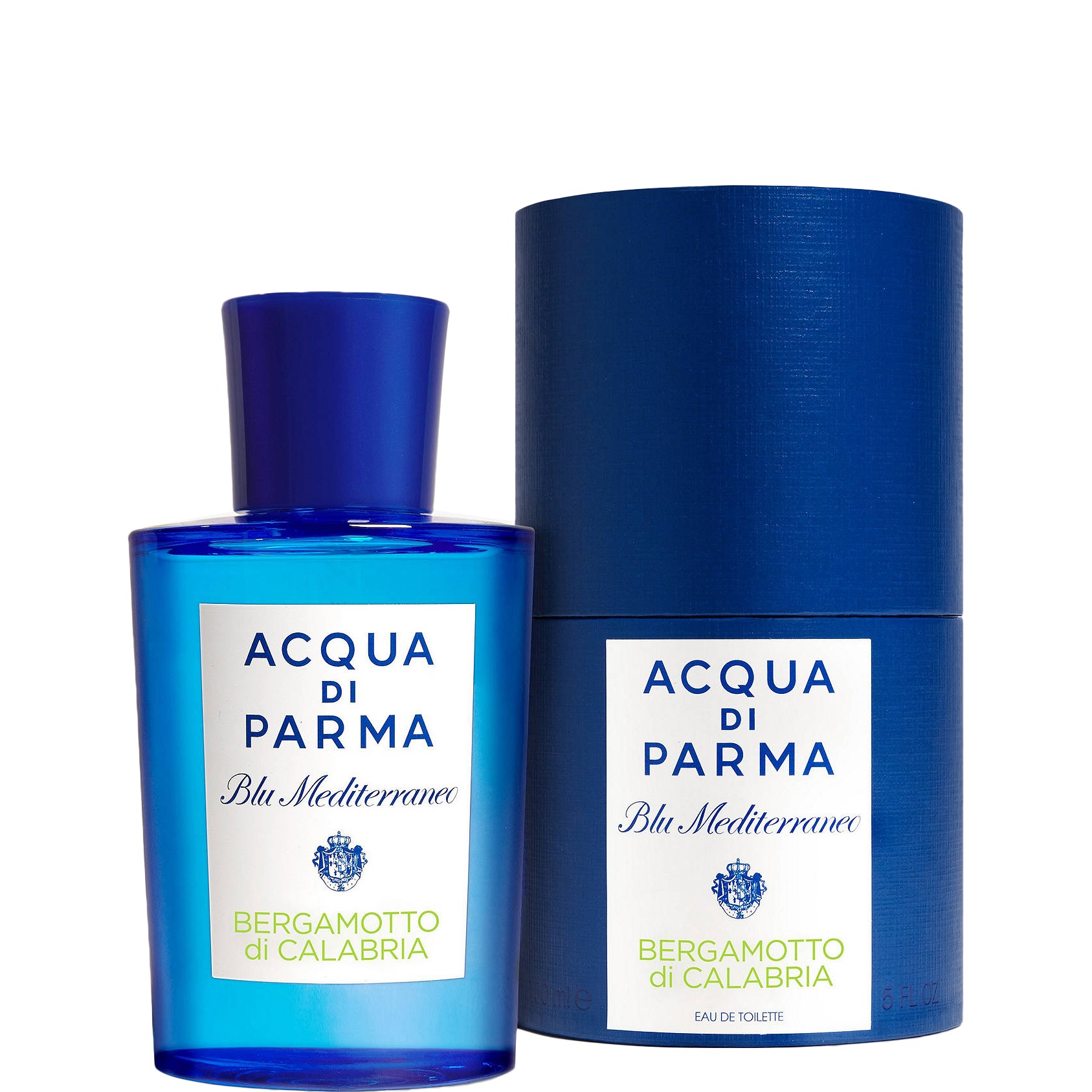 Eau de Toilette Blu Mediterraneo Bergamotto di Calabia