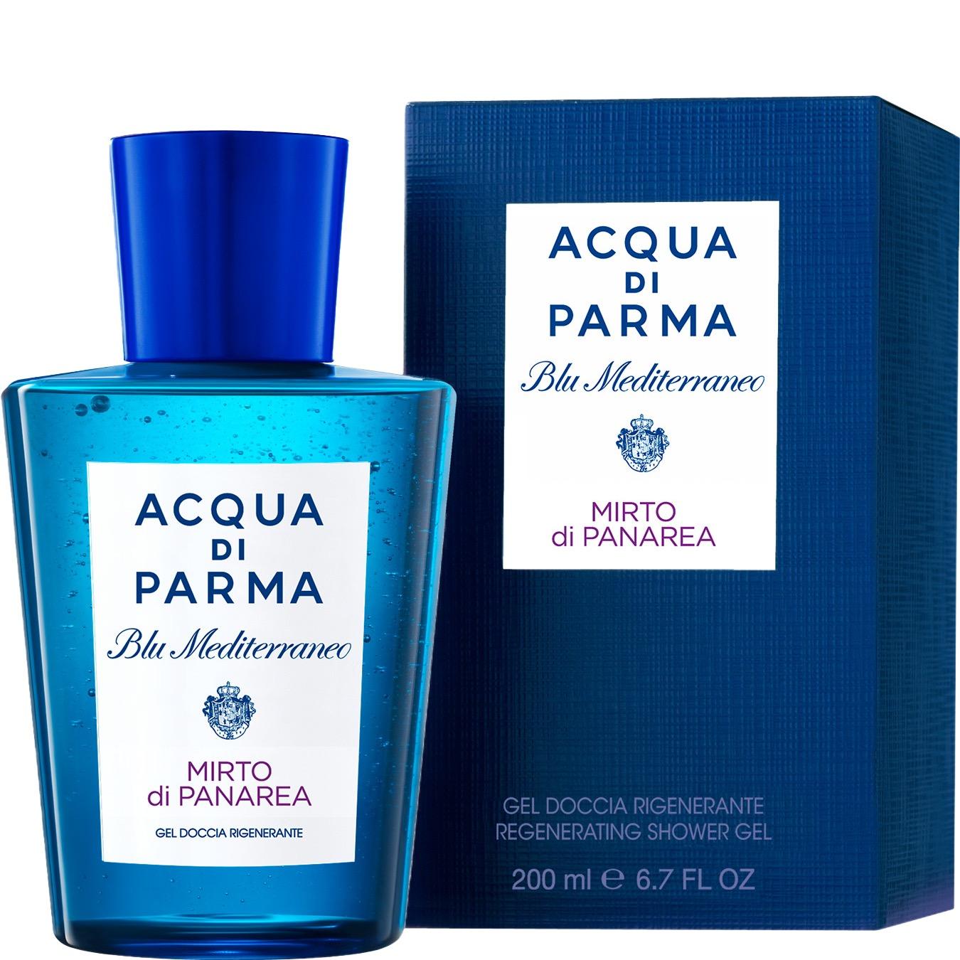 Shower Gel Blu Mediterraneo Mirto di Panarea