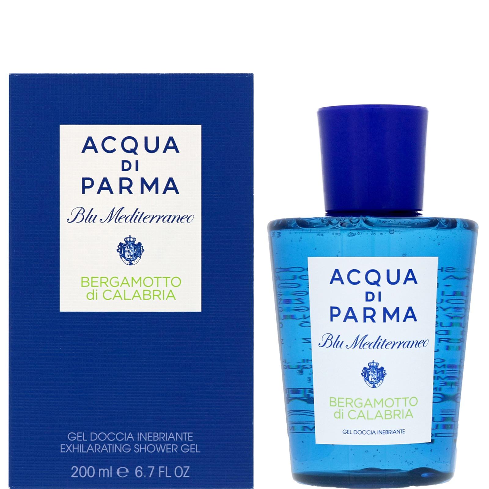 Shower Gel Blu Mediterraneo Bergamotto di Calabria