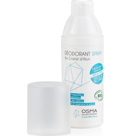 Aluin Deodorant Spray Aluno Therapy