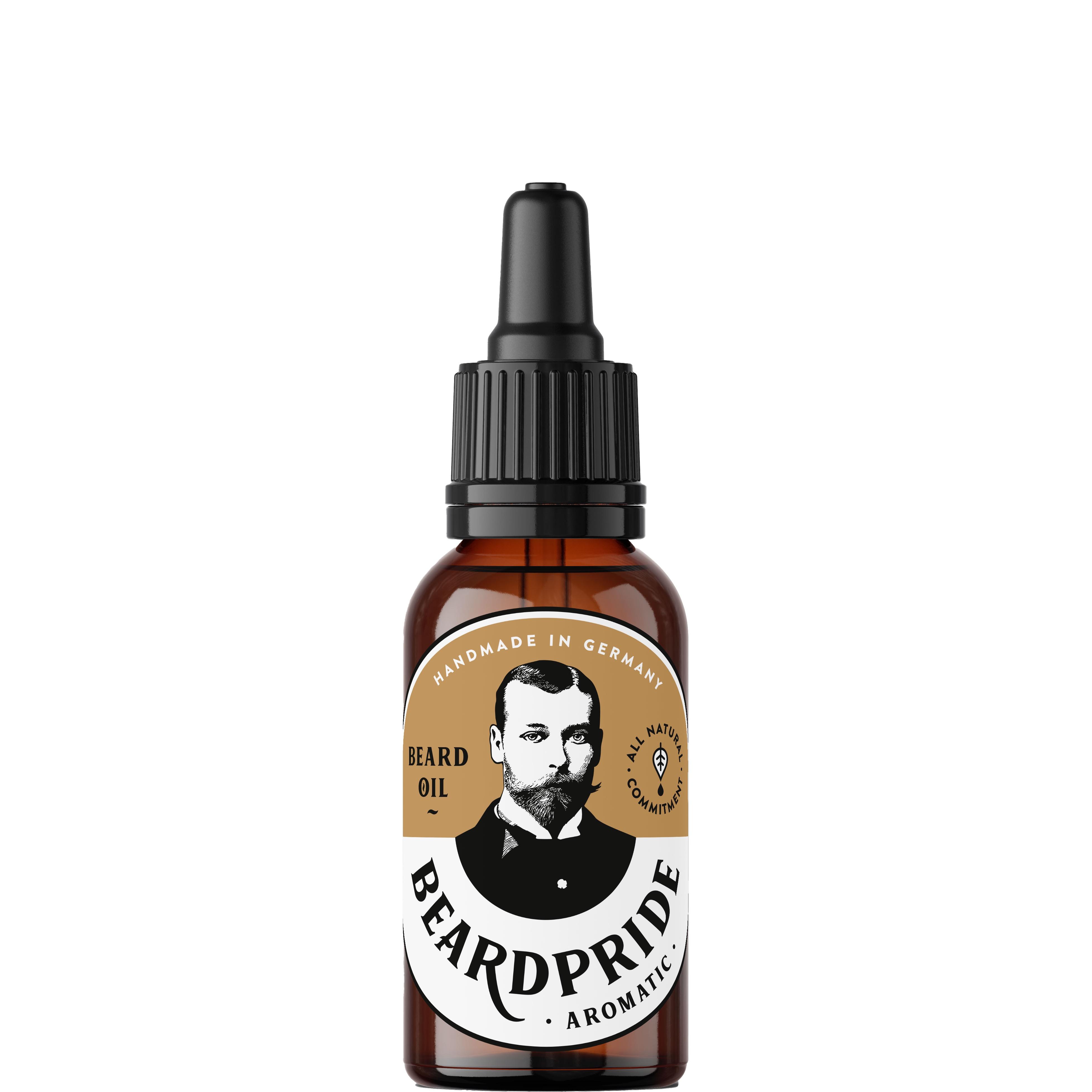 Baardolie Aromatic - Bio
