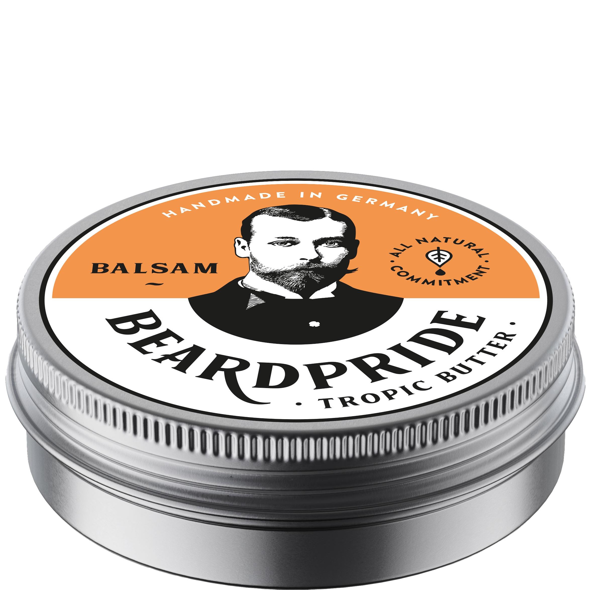 Baardbalsem Tropic Butter - Bio