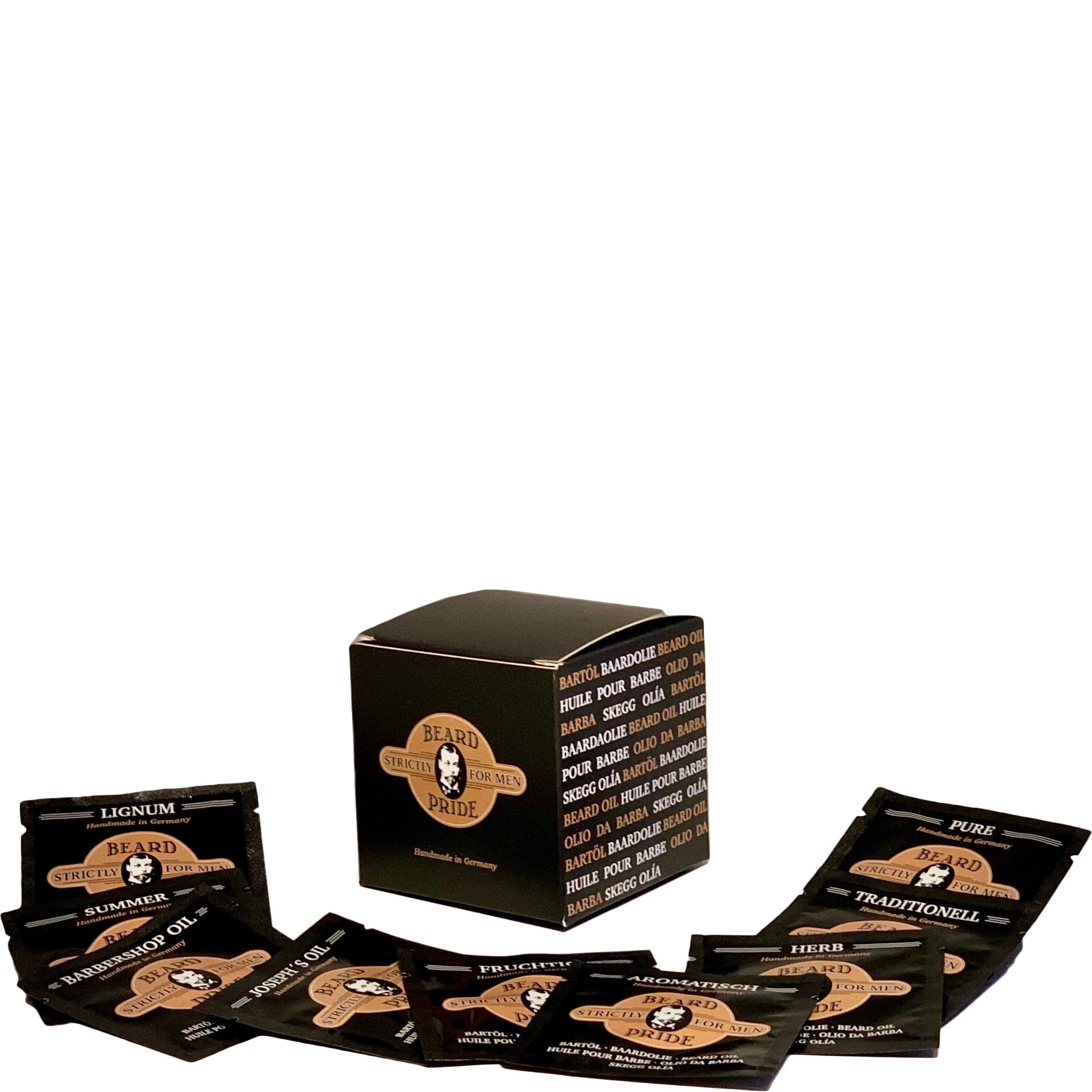Baardolie Sample Pack