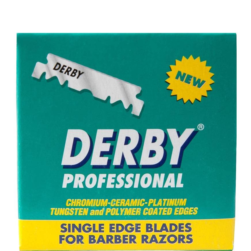 Single edge blades Professional voor Barbermes
