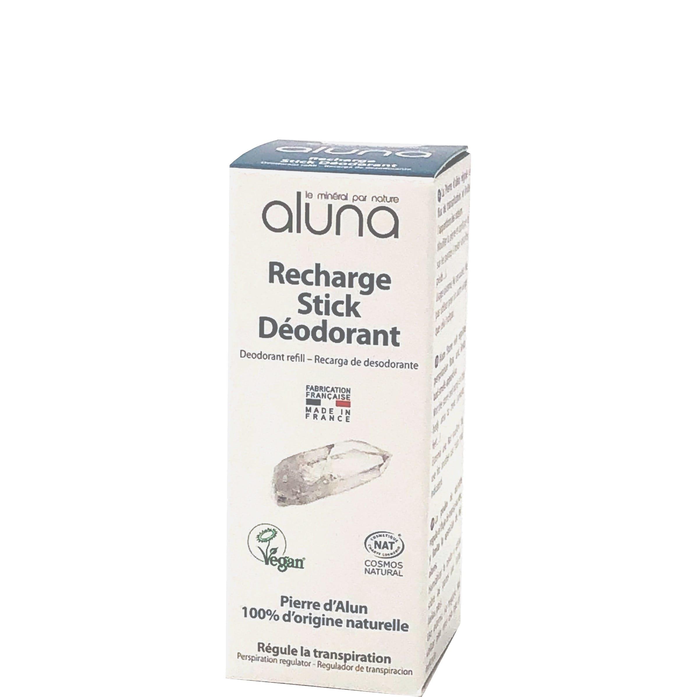 Aluin Deodorant Stick Aluna Navulling